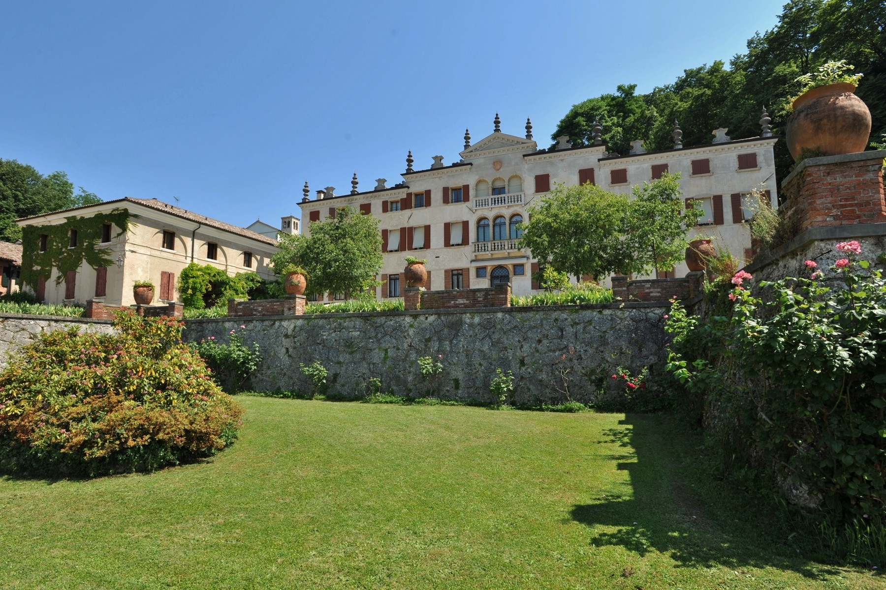 Other Residential Homes for Sale at Classic Villa Veneta in the centre of Asolo (TV) Asolo, Treviso Italy