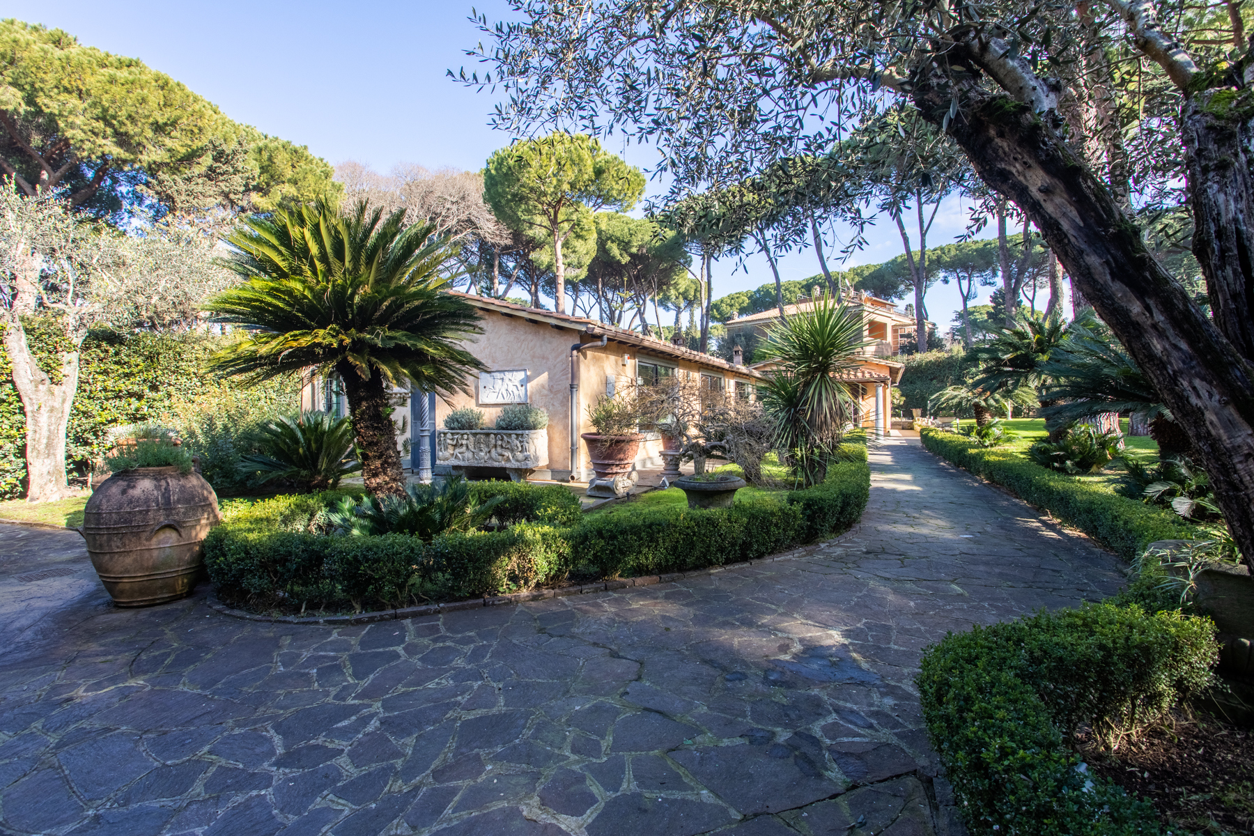 Other Residential for Sale at Stunning villa in the greenery a short walk from Caracalla thermal baths Rome, Rome Italy