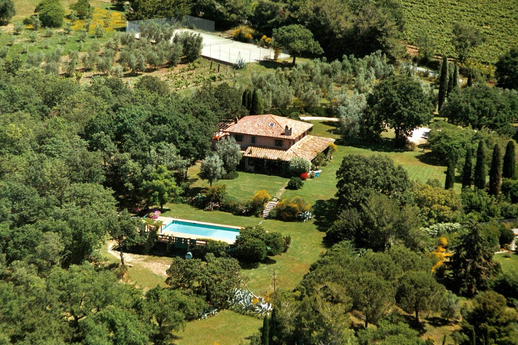 Other Residential Homes for Sale at Beautiful Villa with breathtaking sea views of Monte Argentario Magliano In Toscana, Grosseto Italy