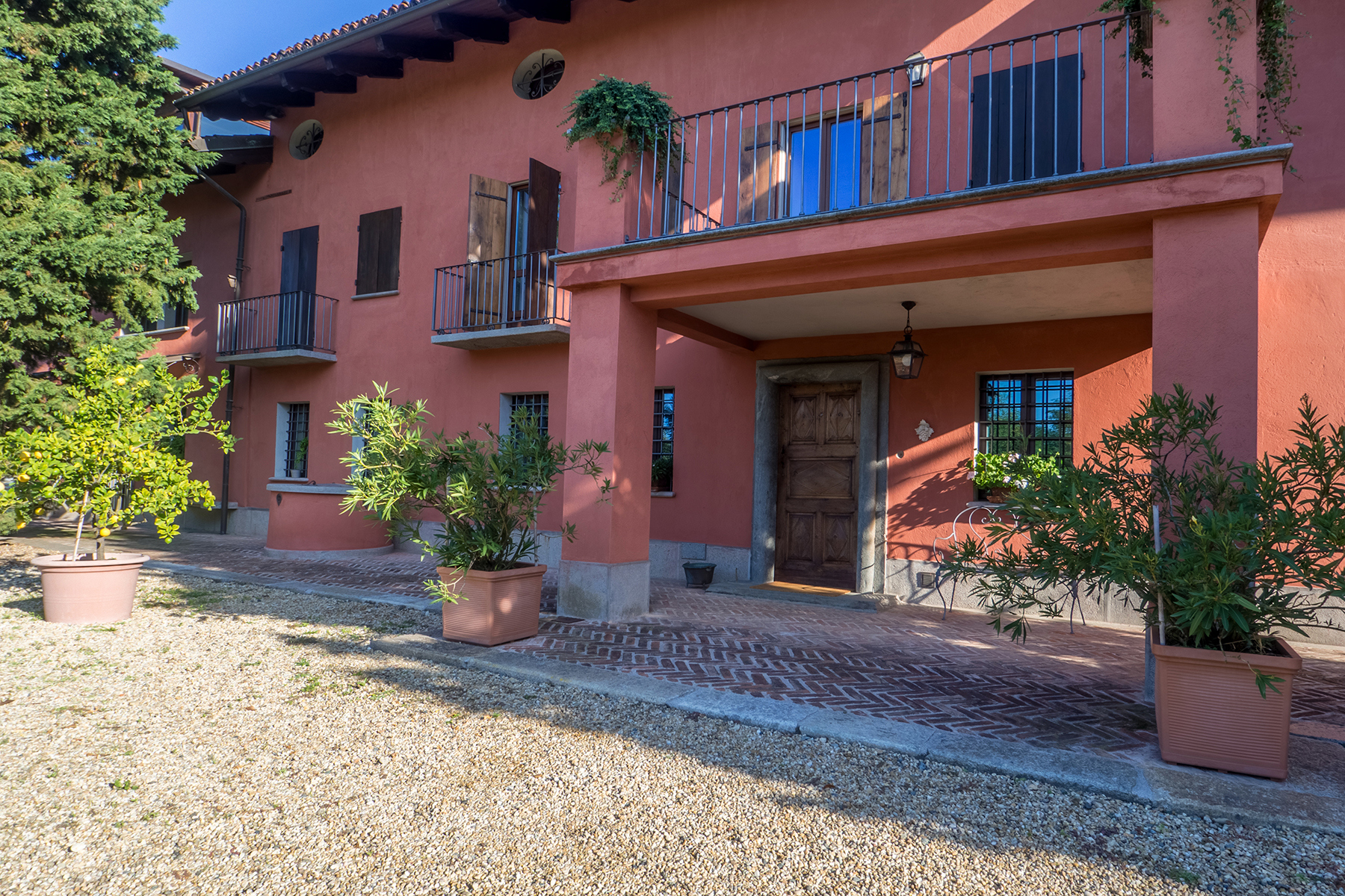 Other Residential Homes for Sale at Fascinating historic farmhouse on the hill of Moncalieri Moncalieri, Turin Italy