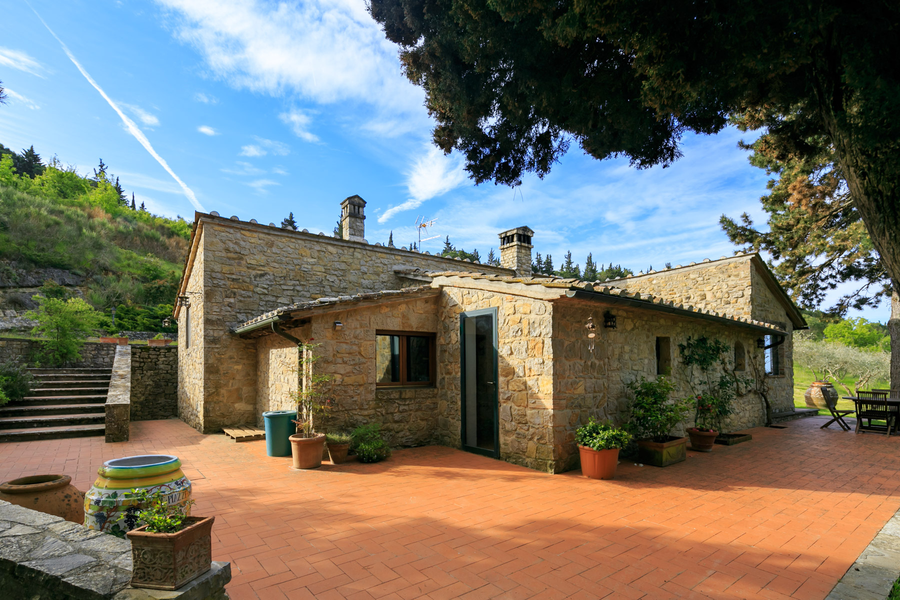 Other Residential Homes for Sale at Chianti retreat with view of San Gimignano Castellina In Chianti, Siena Italy