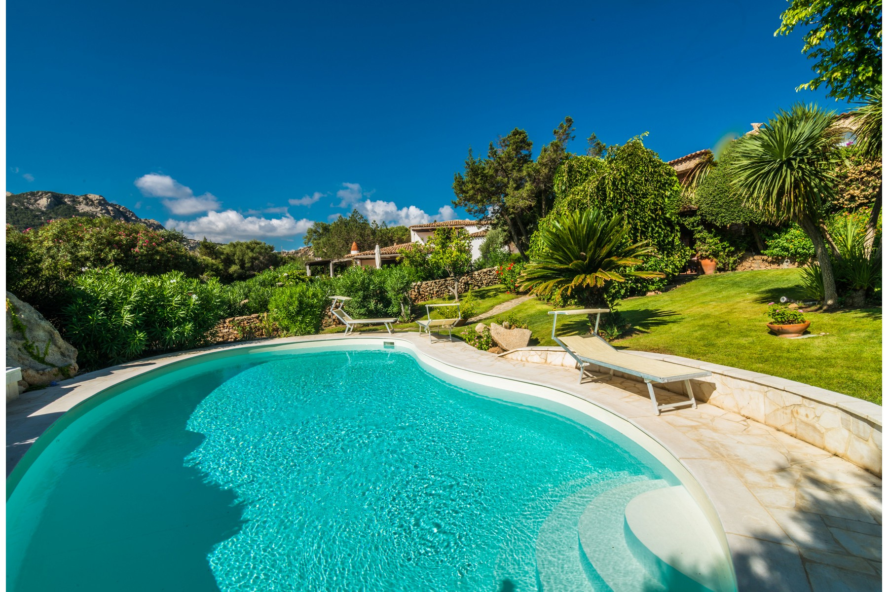 Other Residential Homes for Sale at Porto Cervo Marina - Magnificient Villa with private pool Porto Cervo, Sassari Italy