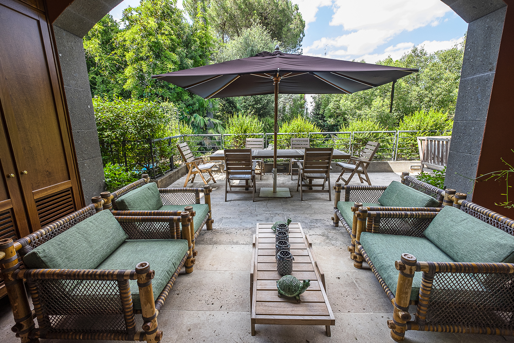 Other Residential Homes للـ Sale في Exclusive luxury villa with swimming pool Rome, Rome Italy