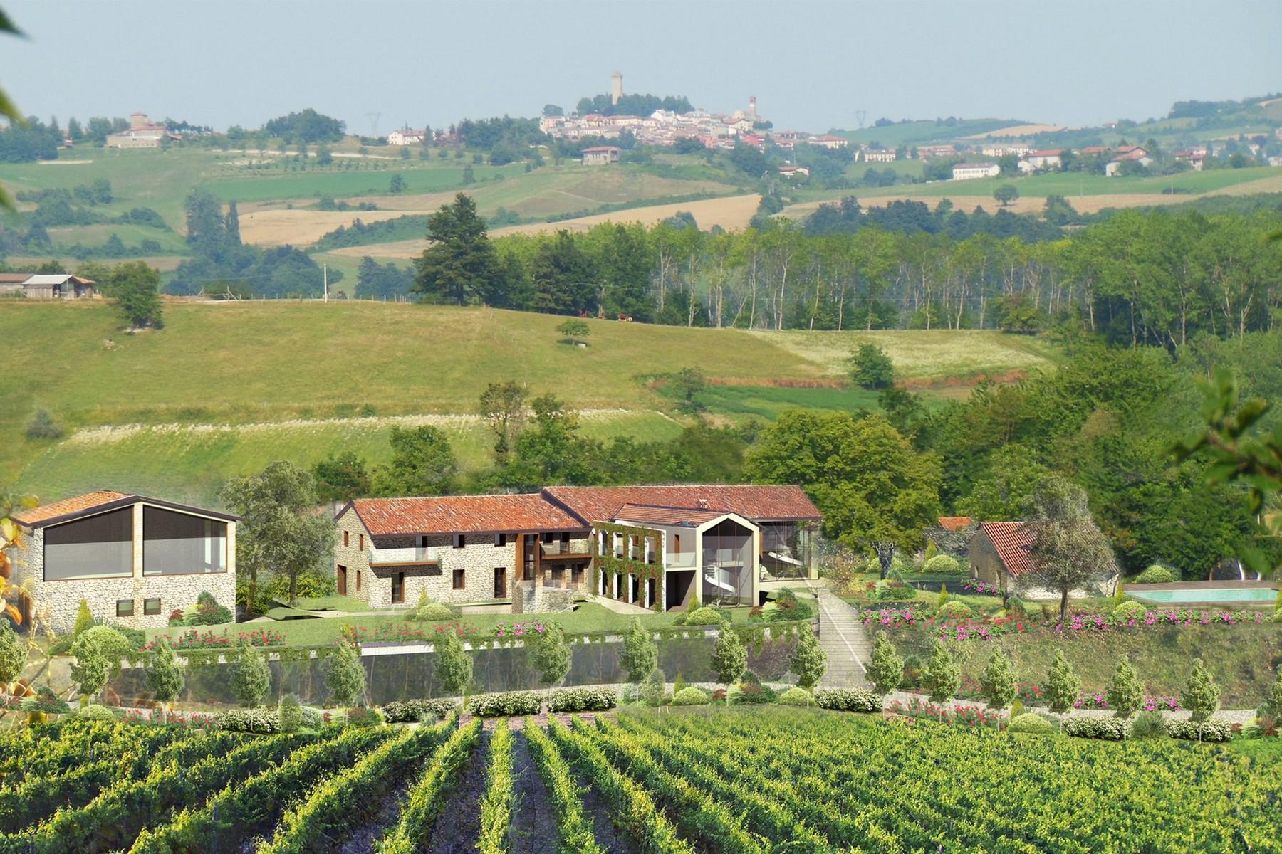 سكني آخر للـ Sale في Ancient and charming little village in the Langhe Clavesana, Cuneo, Italy