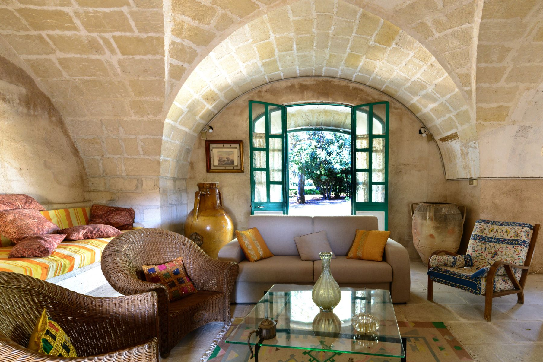 기타 주거 용 매매 에 Luxury farmhouse in Salento, Masseria Caracciolo Mesagne, Brindisi, 이탈리아