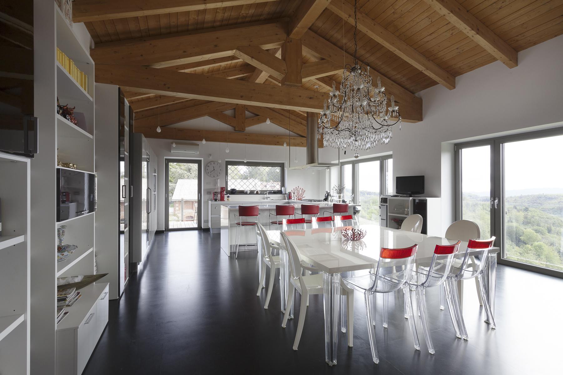 Maison unifamiliale pour l à vendre à Country Home overlooking val Bormida Roccavignale, Savona, Italie