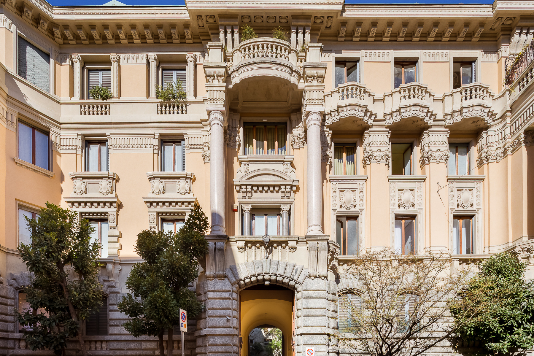 Apartments for Sale at Inviting apartment with terrace in a period building Milano, Milan Italy