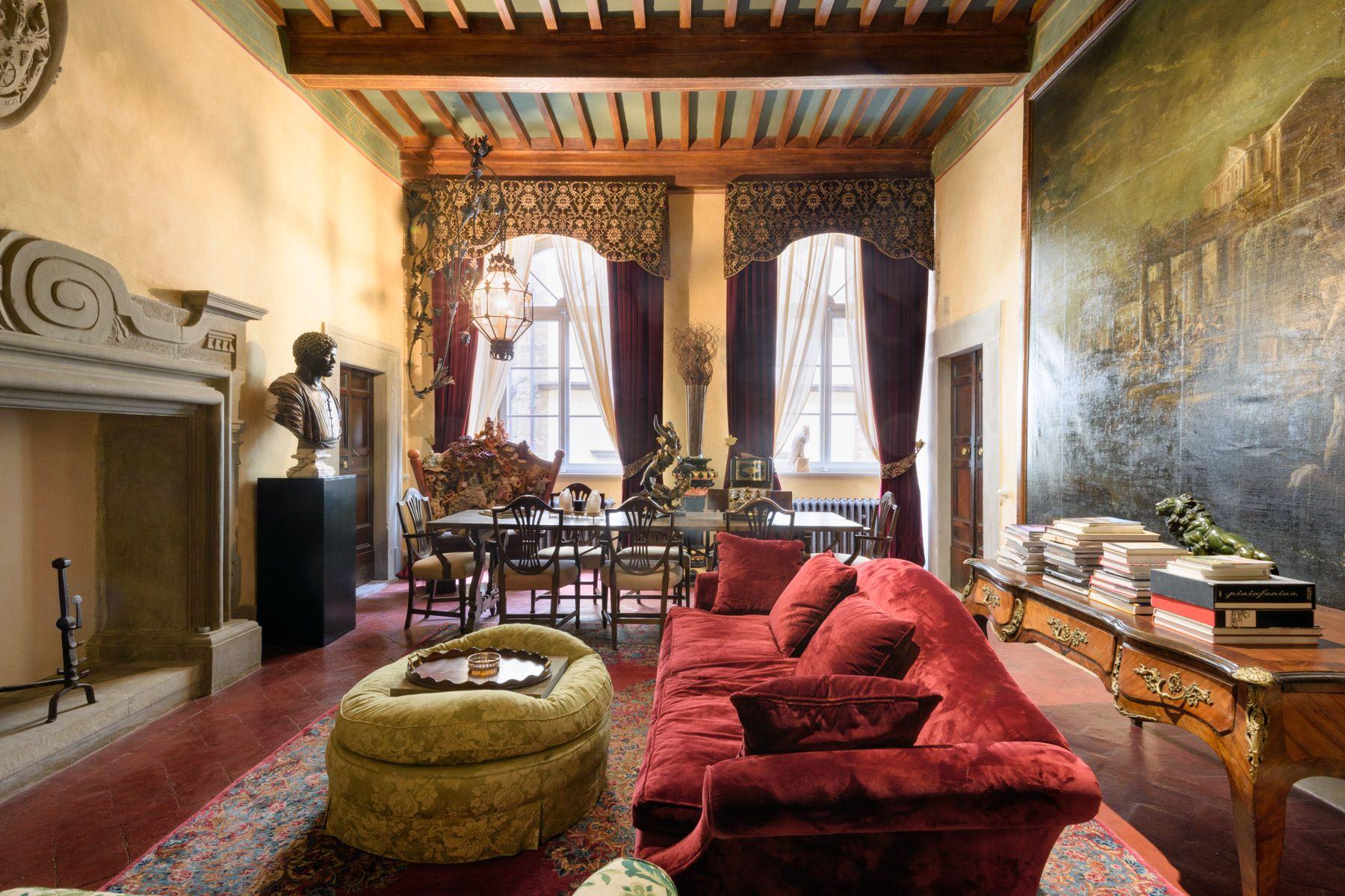 Other Residential Homes for Sale at Unique Deluxe Historical Palazzo in Cortona Cortona, Arezzo Italy