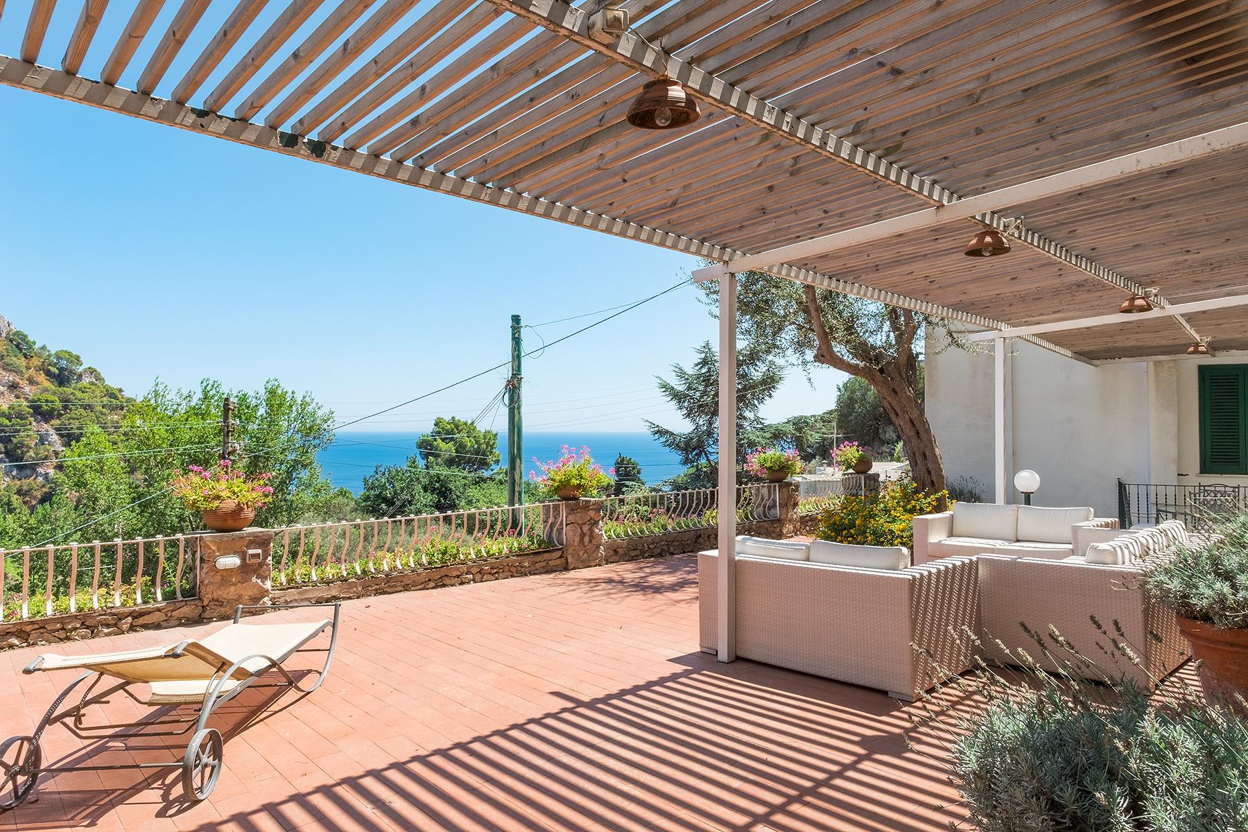 Other Residential for Sale at Panoramic Villa in Capri Capri, Naples, Italy