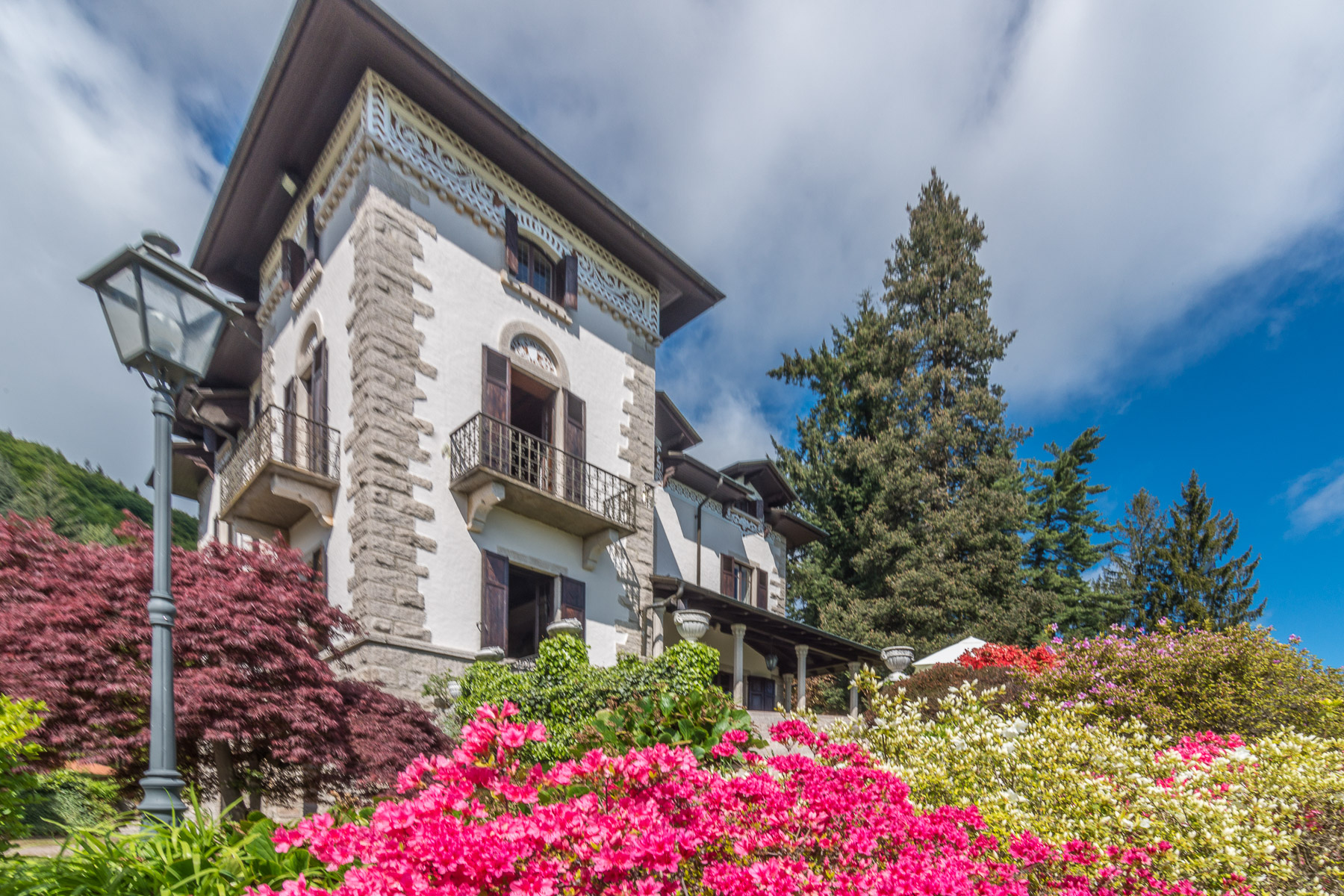 Other Residential Homes for Sale at Charming historic villa on the hills of Stresa Stresa, Verbano Cusio Ossola Italy