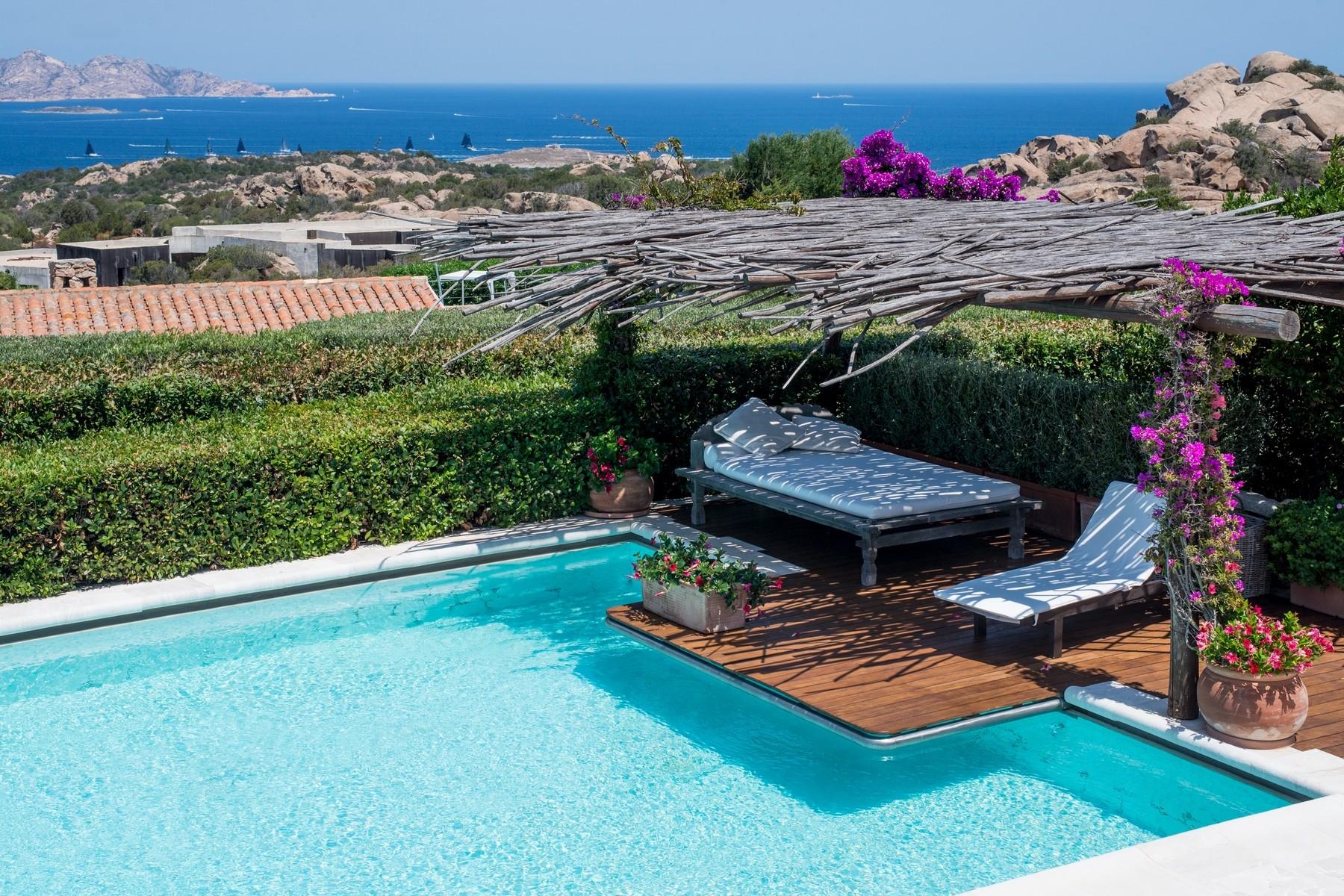 Other Residential for Sale at Superb detached villa in Liscia di Vacca Porto Cervo, Olbia Tempio, Italy