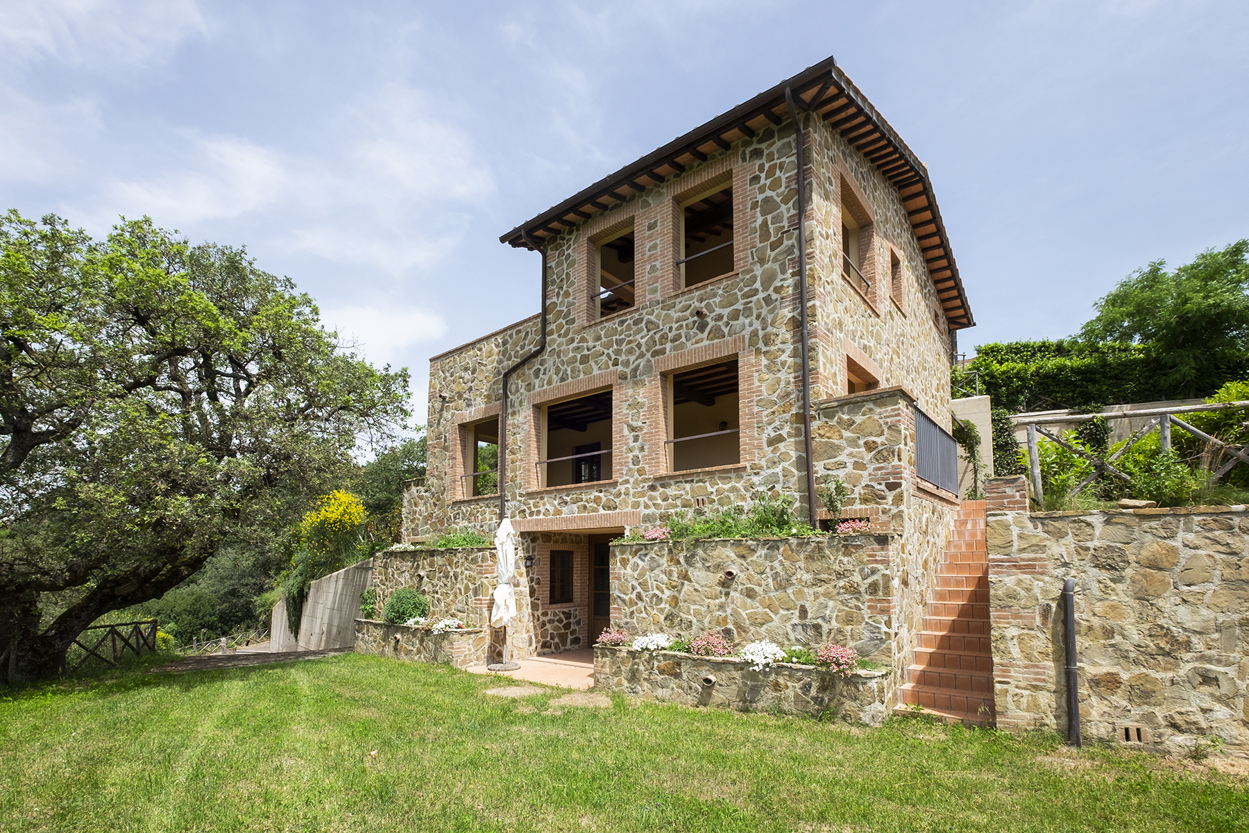 Other Residential Homes for Sale at Luxury stone-house in Maremma Scansano, Grosseto Italy