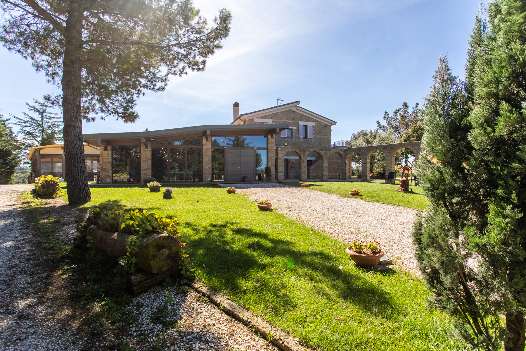 Other Residential Homes for Sale at Renovated farmhouse in Pitigliano Pitigliano, Grosseto Italy