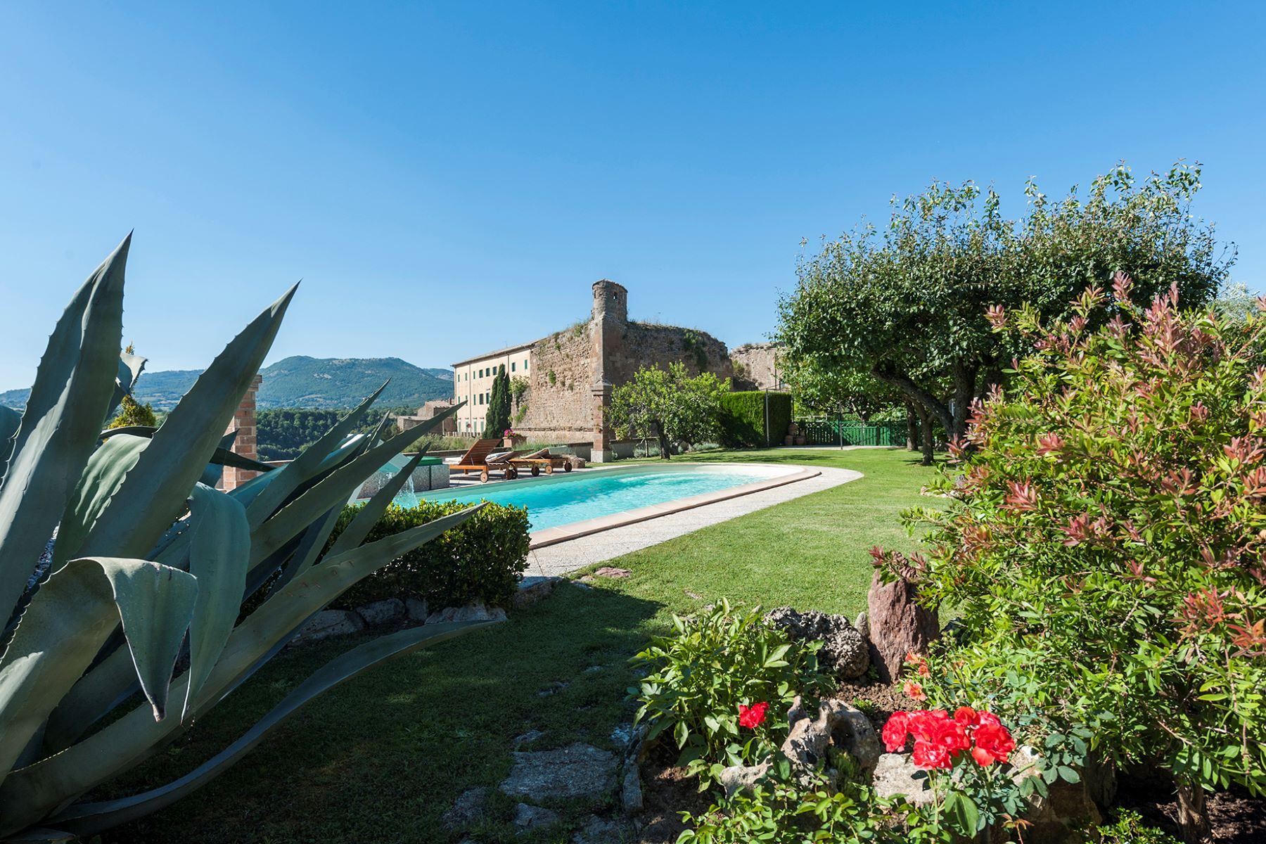 Single Family Home for Sale at Elegant residence in the lower Tuscan Maremma Sorano, Grosseto, Italy
