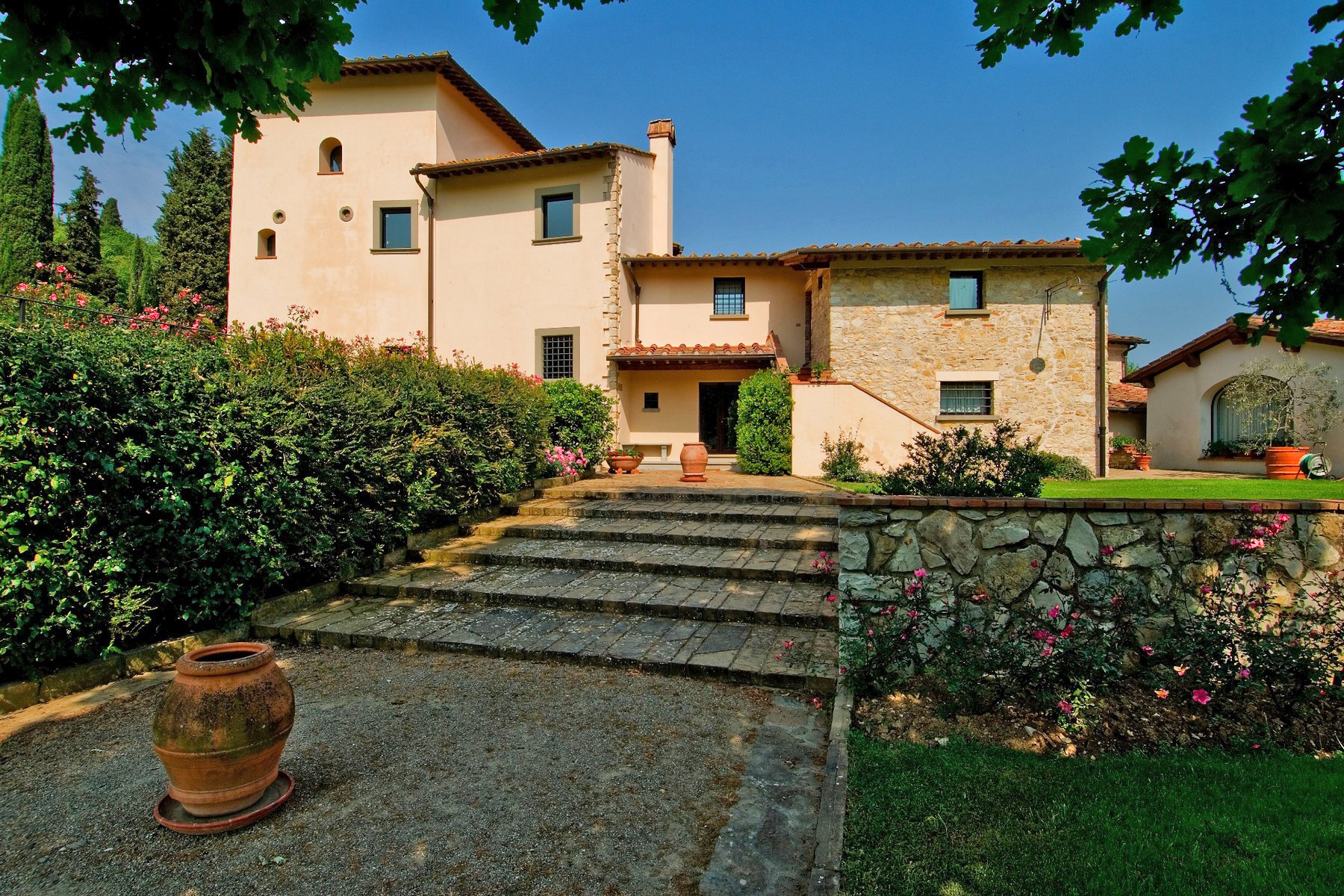 Other Residential Homes for Sale at Magnificent villa close to Florence Bagno A Ripoli, Florence Italy