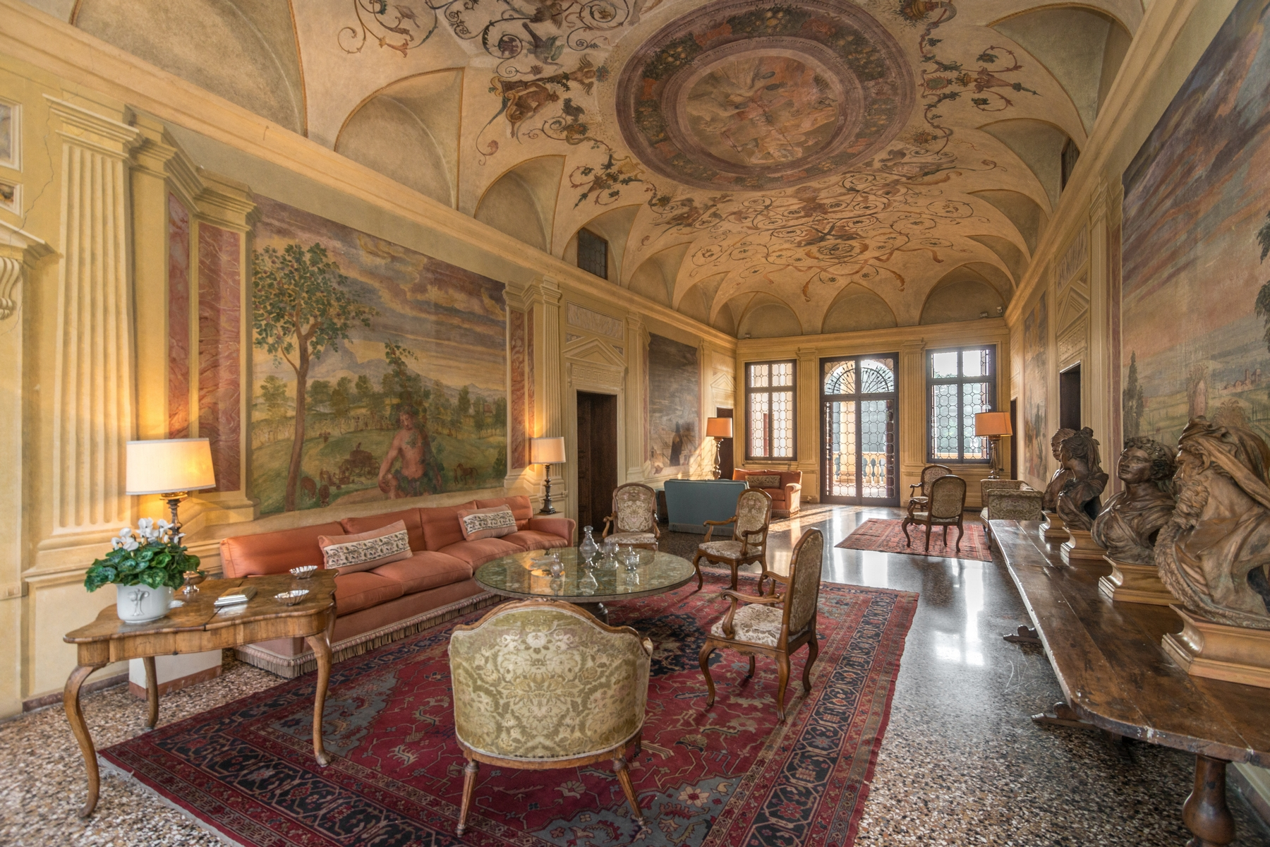 Other Residential Homes for Sale at Magnificent villa of historical and artistic value Monselice, Padua Italy