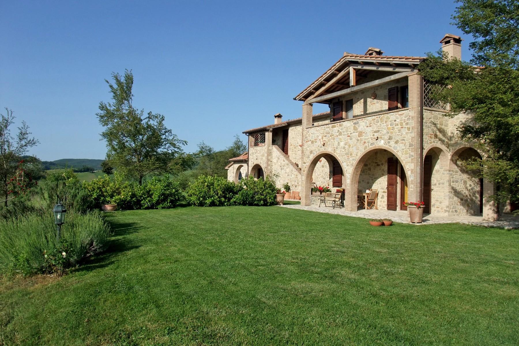 Single Family Homes for Sale at Prestigious property in a unique position Fabro, Terni Italy