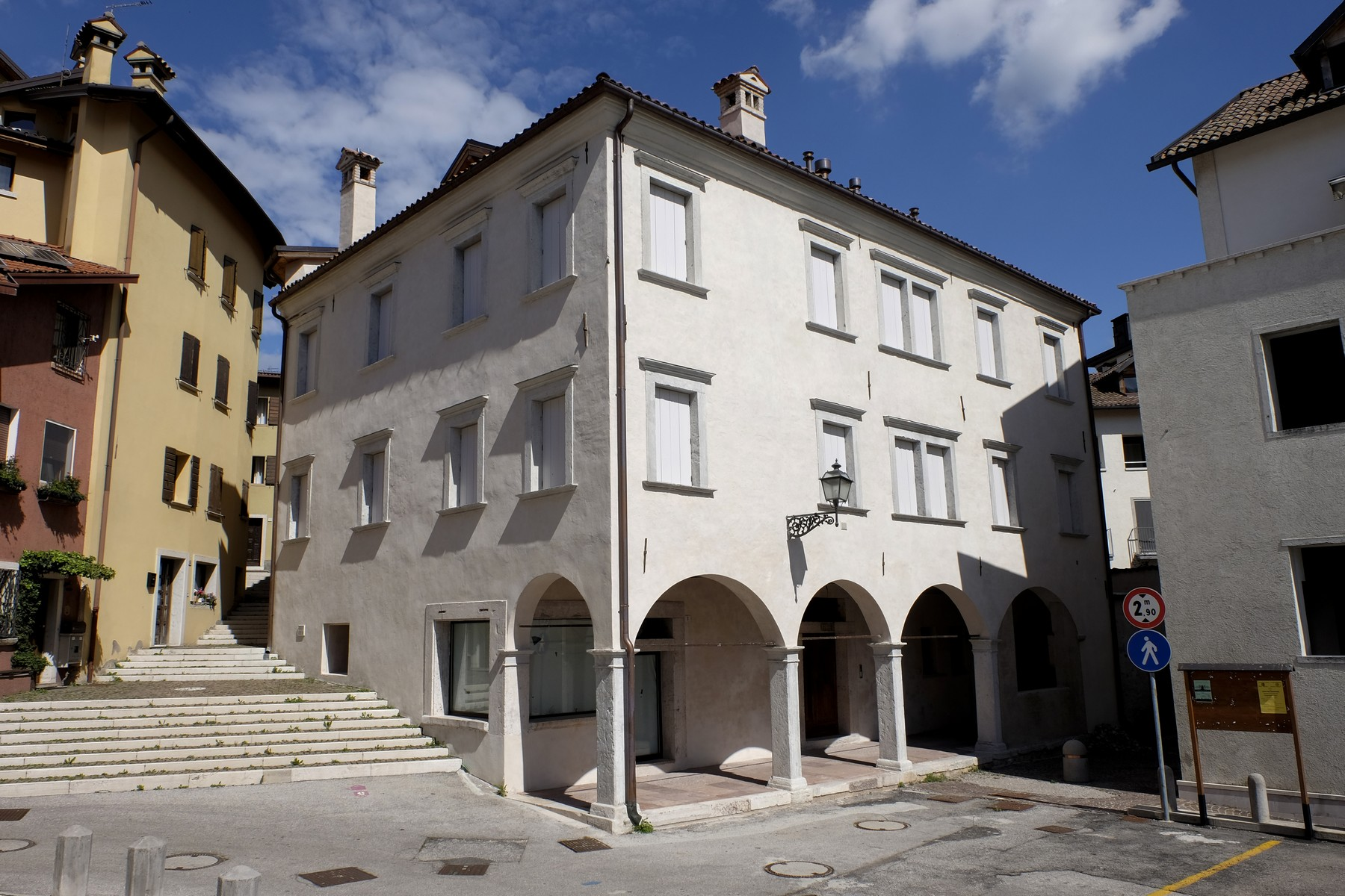 Other Residential Homes for Sale at Charming historic palace in the heart of the ancient Borgo Piave in Belluno Belluno, Belluno Italy