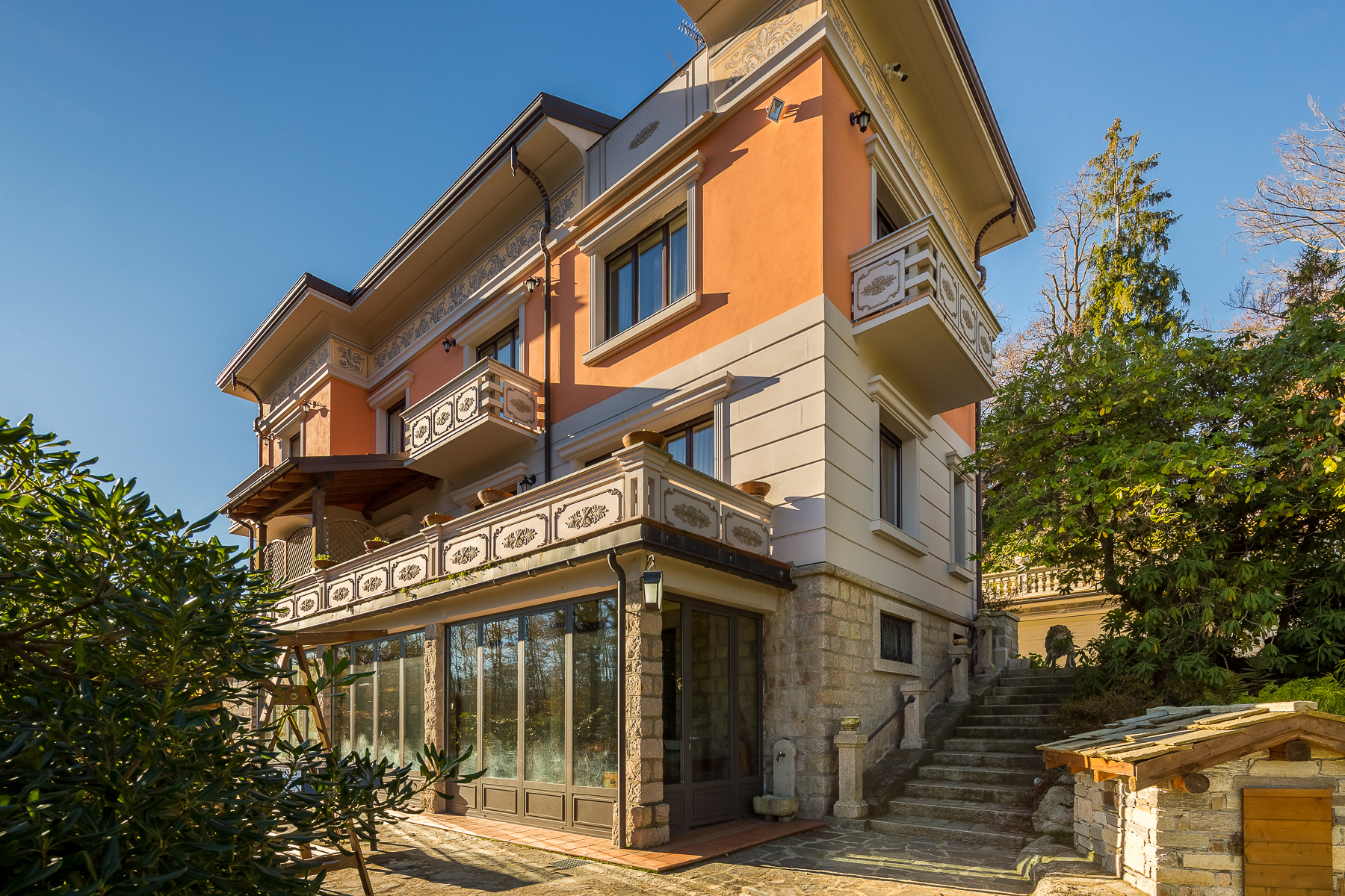 Other Residential Homes for Sale at Elegance and history on the hills of Stresa Gignese, Verbano Cusio Ossola Italy