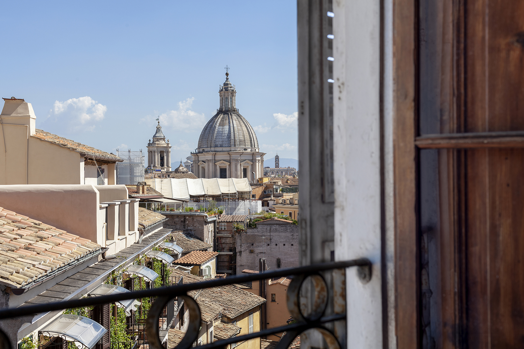 Property for Sale at Prestigious penthouse with the view Rome, Rome Italy
