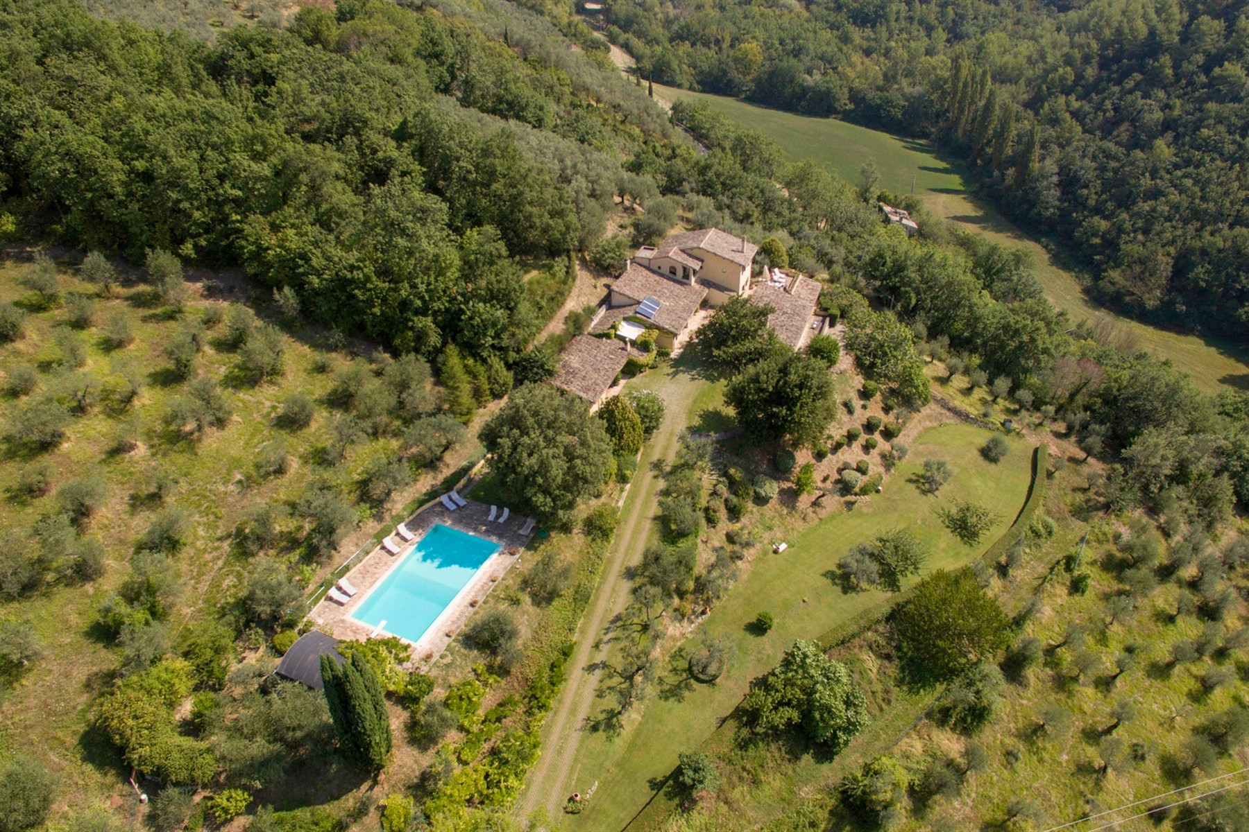 Other Residential Homes for Sale at Modern Villa for Sale in Foligno, Umbria Foligno, Perugia Italy