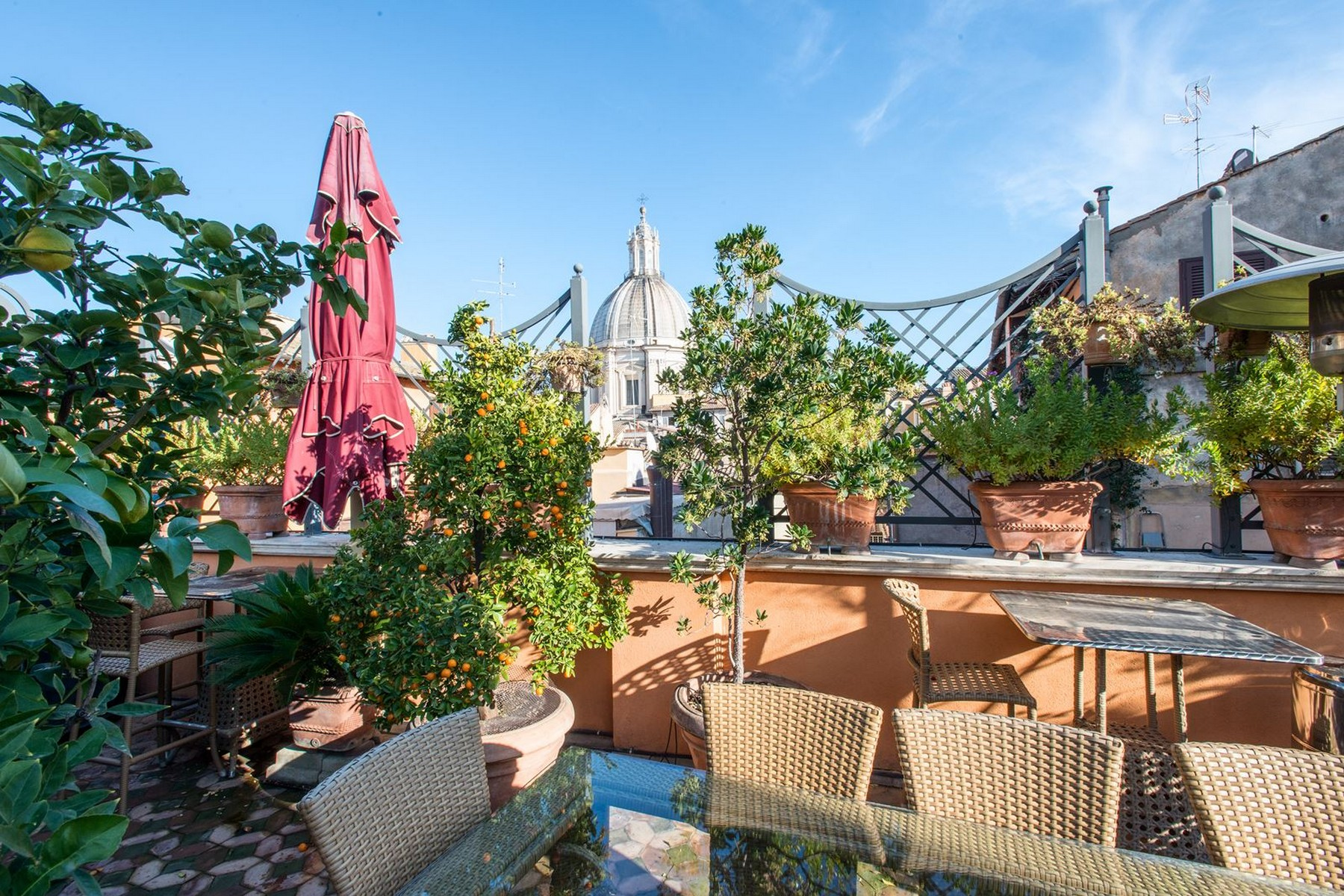 Property for Sale at Prestigious penthouse with panoramic terrace Rome, Rome Italy