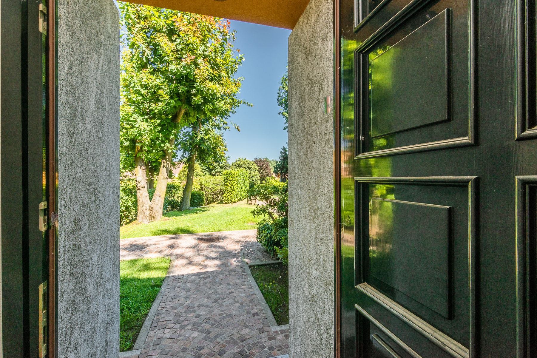 Other Residential Homes for Sale at Elegant villa located within the golf club of Castelconturbia Agrate Conturbia, Novara Italy