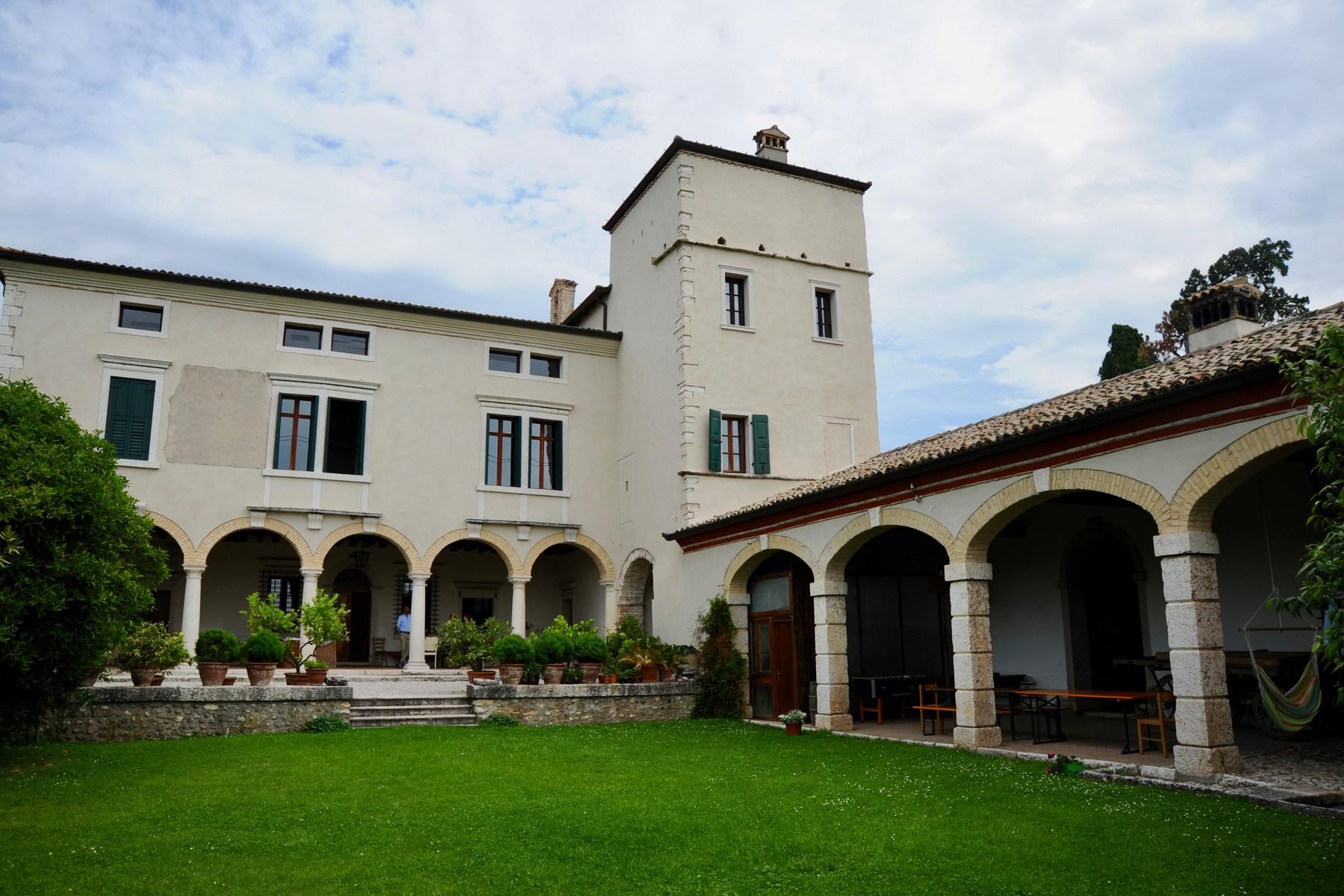 Other Residential Homes for Sale at Historic villa between Verona and Lake Garda Verona, Verona Italy