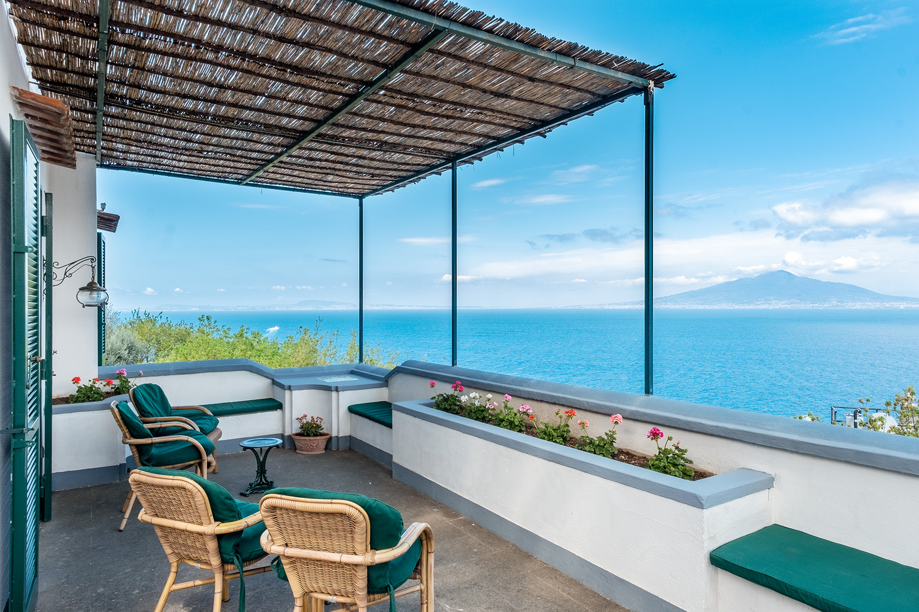 Other Residential Homes for Sale at Panoramic property in the greenery in the heart of Sorrento Sorrento, Naples Italy