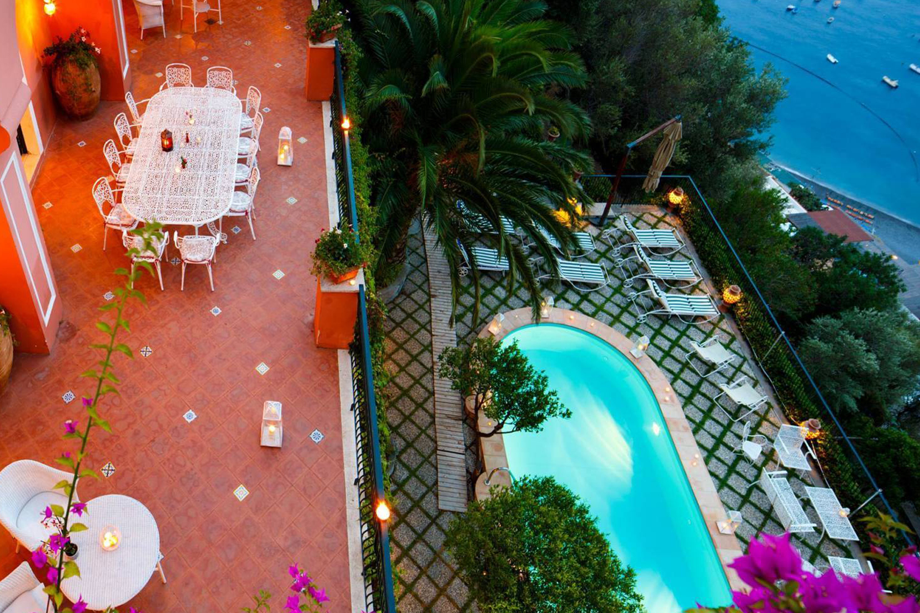 Other Residential Homes for Sale at Magnificent residence overlooking Positano Positano, Salerno Italy
