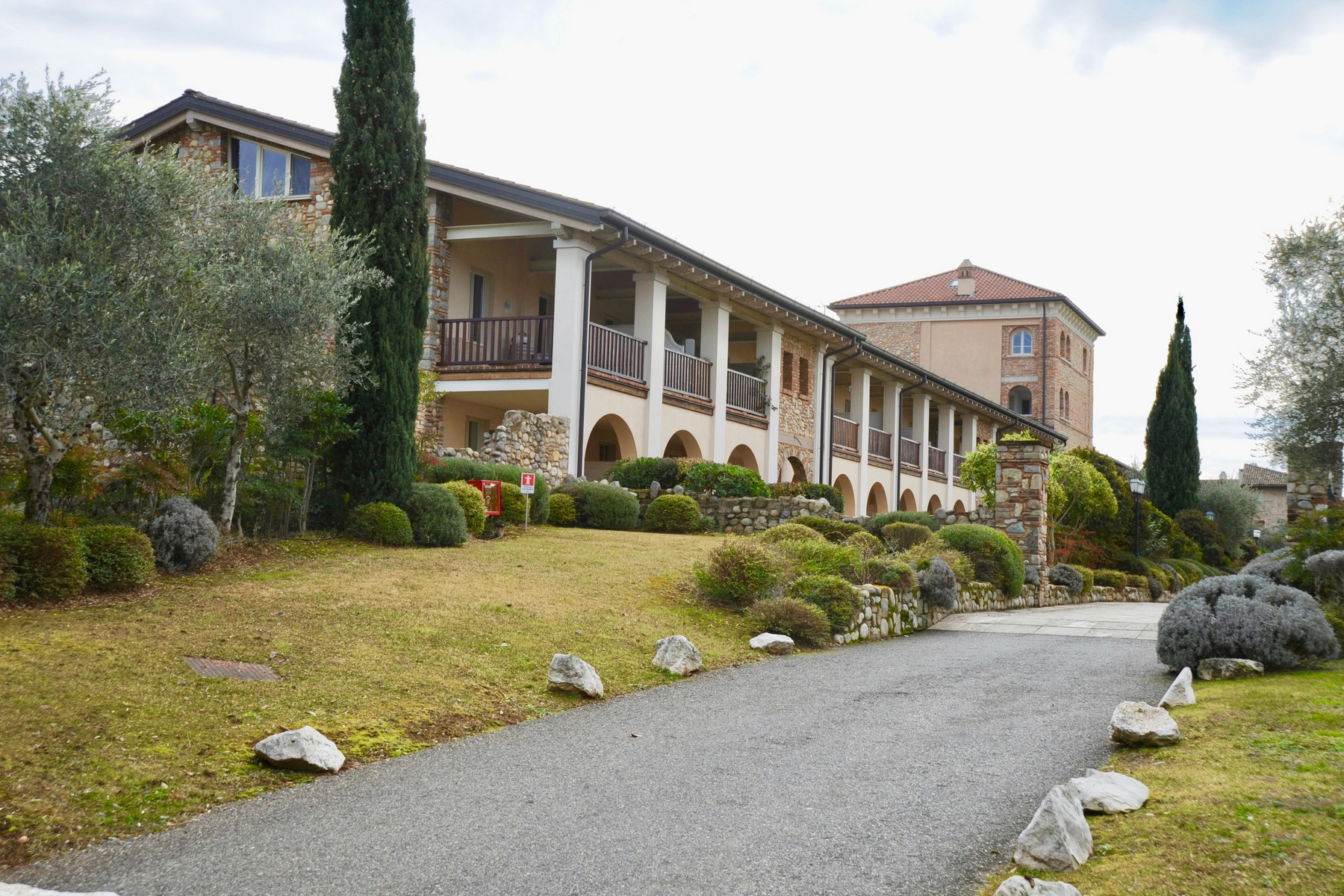 Apartments for Sale at Beautiful apartment within a well known Golf Hotel Spa & Resort Pozzolengo, Brescia Italy