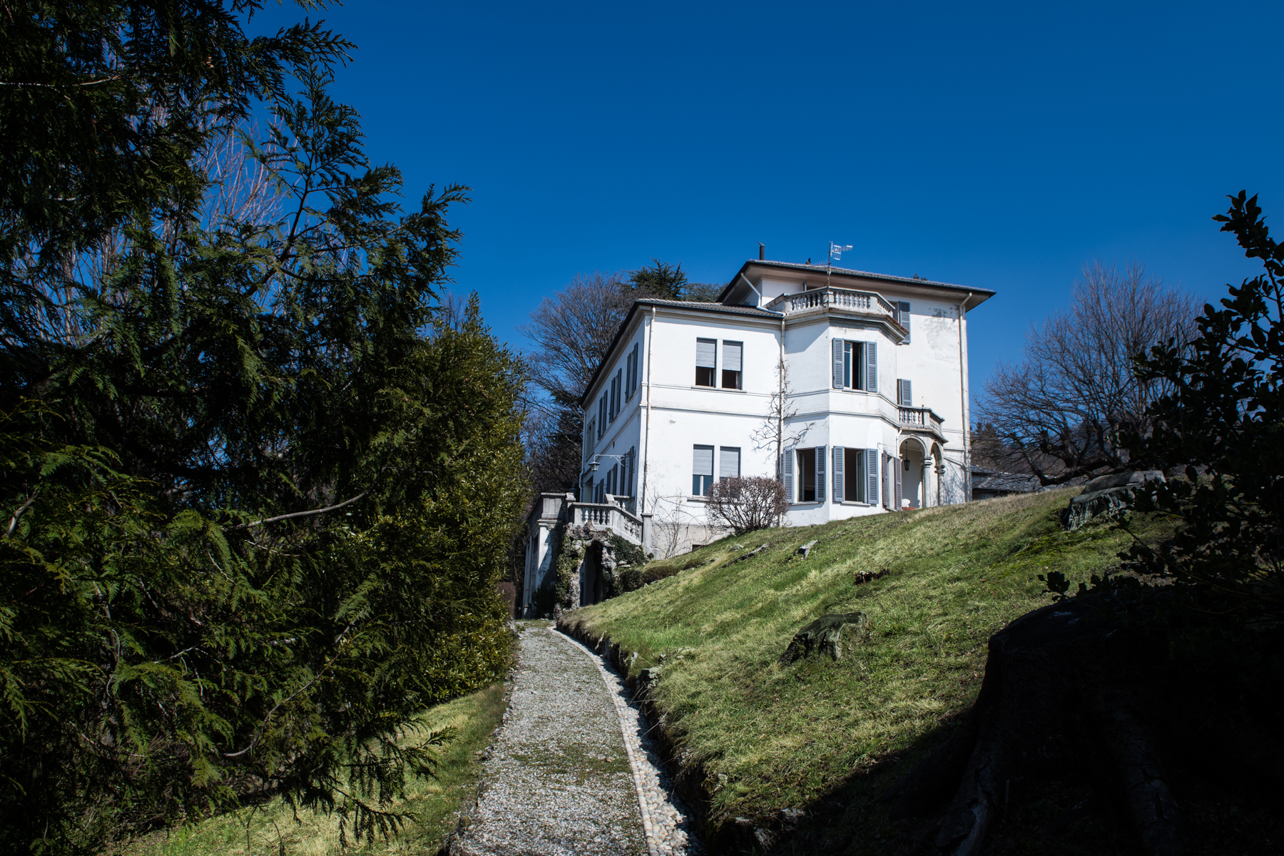 Other Residential Homes for Sale at Elegant historic villa in a panoramic position Brunate, Como Italy
