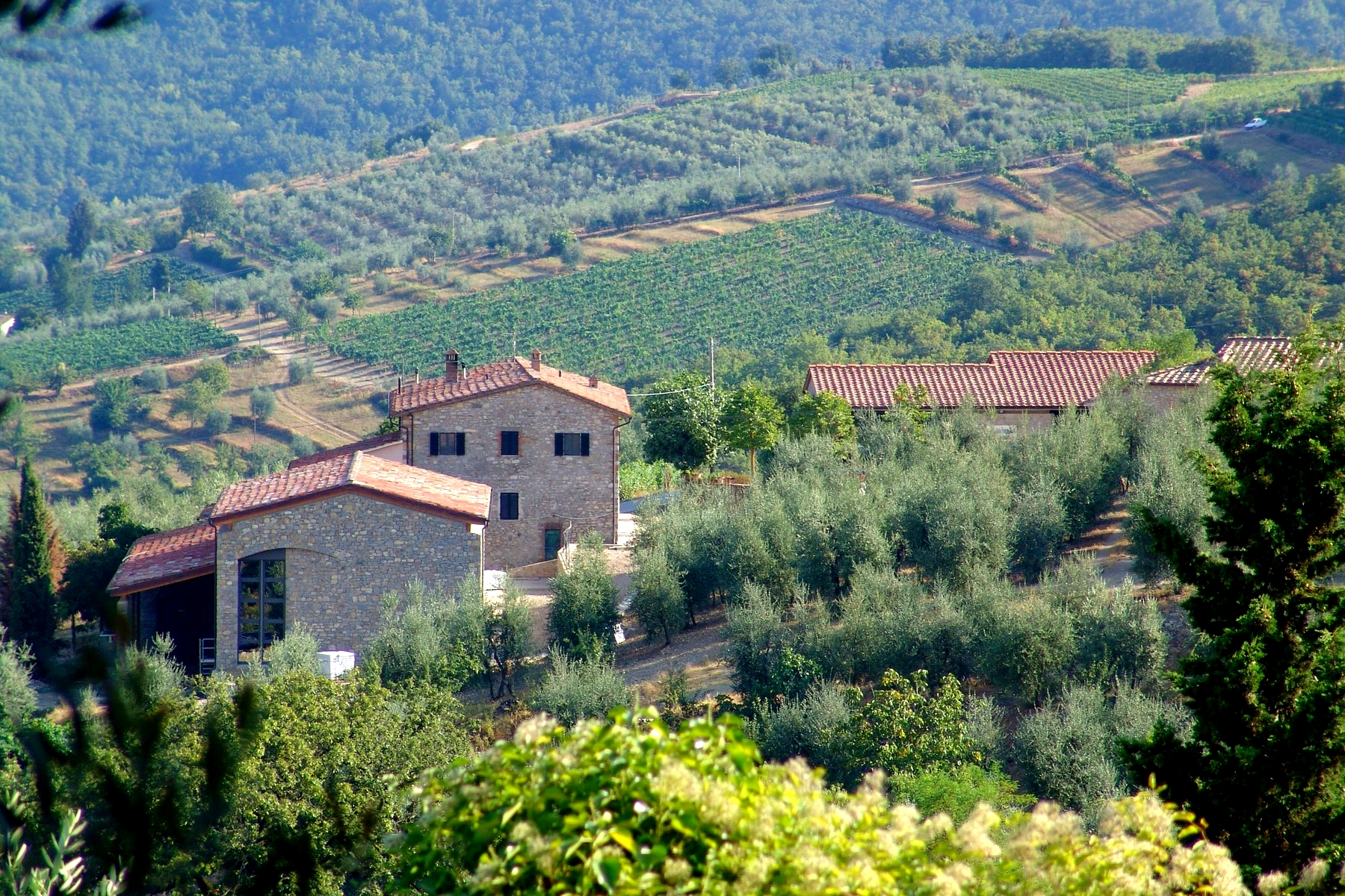 Other Residential for Sale at Residential property and boutique winery in the heart of Chianti Radda In Chianti, Siena Italy