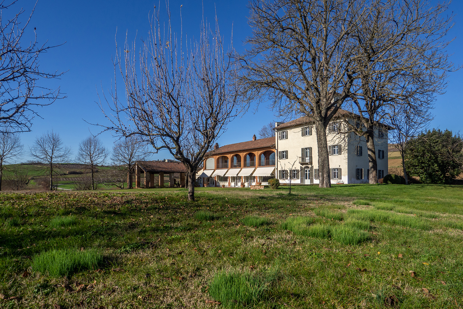 Other Residential Homes for Sale at Marvelous estate nestled in the green of Monferrato hills Lu, Alessandria Italy
