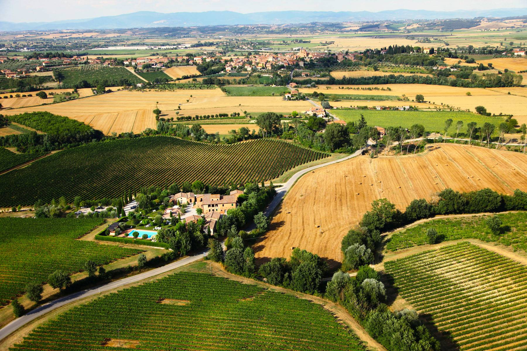 Property for Sale at Ancient farmhouse with pool in Montepulciano Montepulciano, Siena Italy