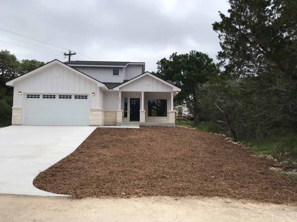 Single Family Homes for Sale at Under Construction In Cypress Cove 1011 Overbrook Lane Spring Branch, Texas 78070 United States