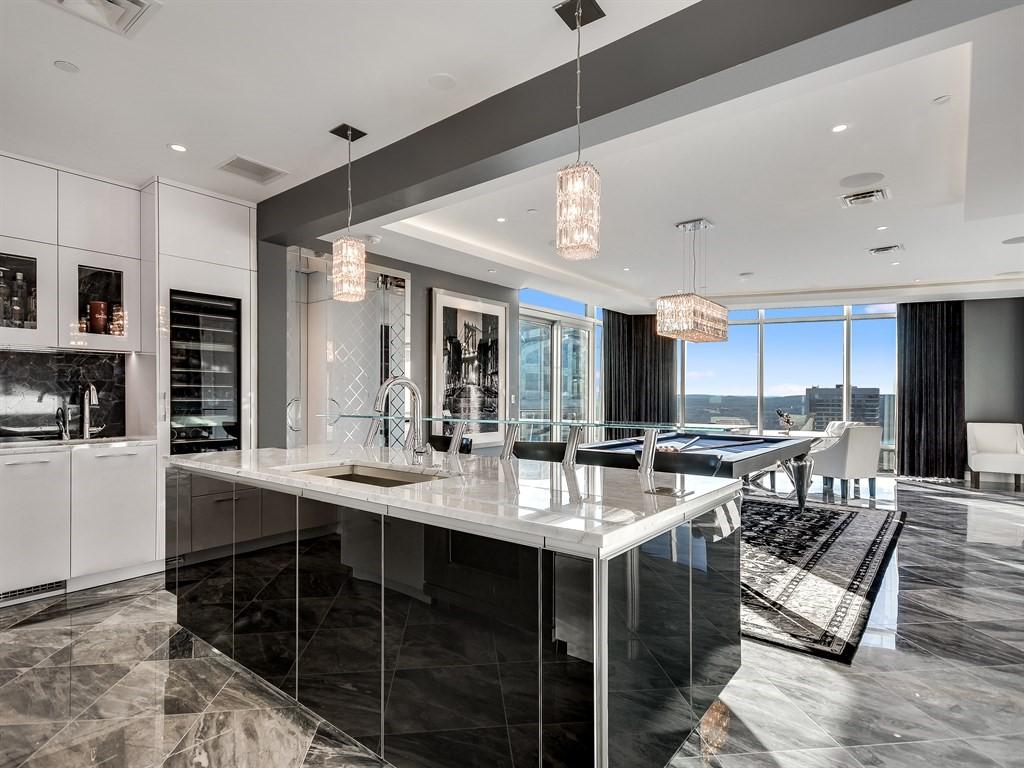 Condominium for Sale at Custom Finishes and Floor Plan 200 Congress Avenue Unit 34P Austin, Texas 78701 United States