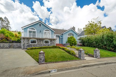 Single Family Homes for Sale at 9740 Alcosta Boulevard, San Ramon, CA 94583 9740 Alcosta Boulevard San Ramon, California 94583 United States