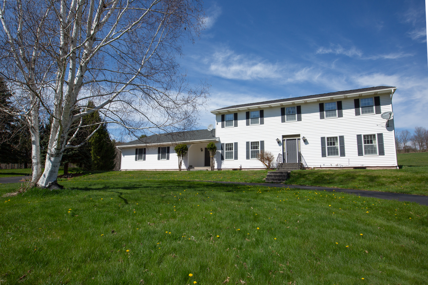 Single Family Homes for Active at 6405 S State Highway 28, Oneonta, NY 13820 6405 S State Highway 28 Oneonta, New York 13820 United States