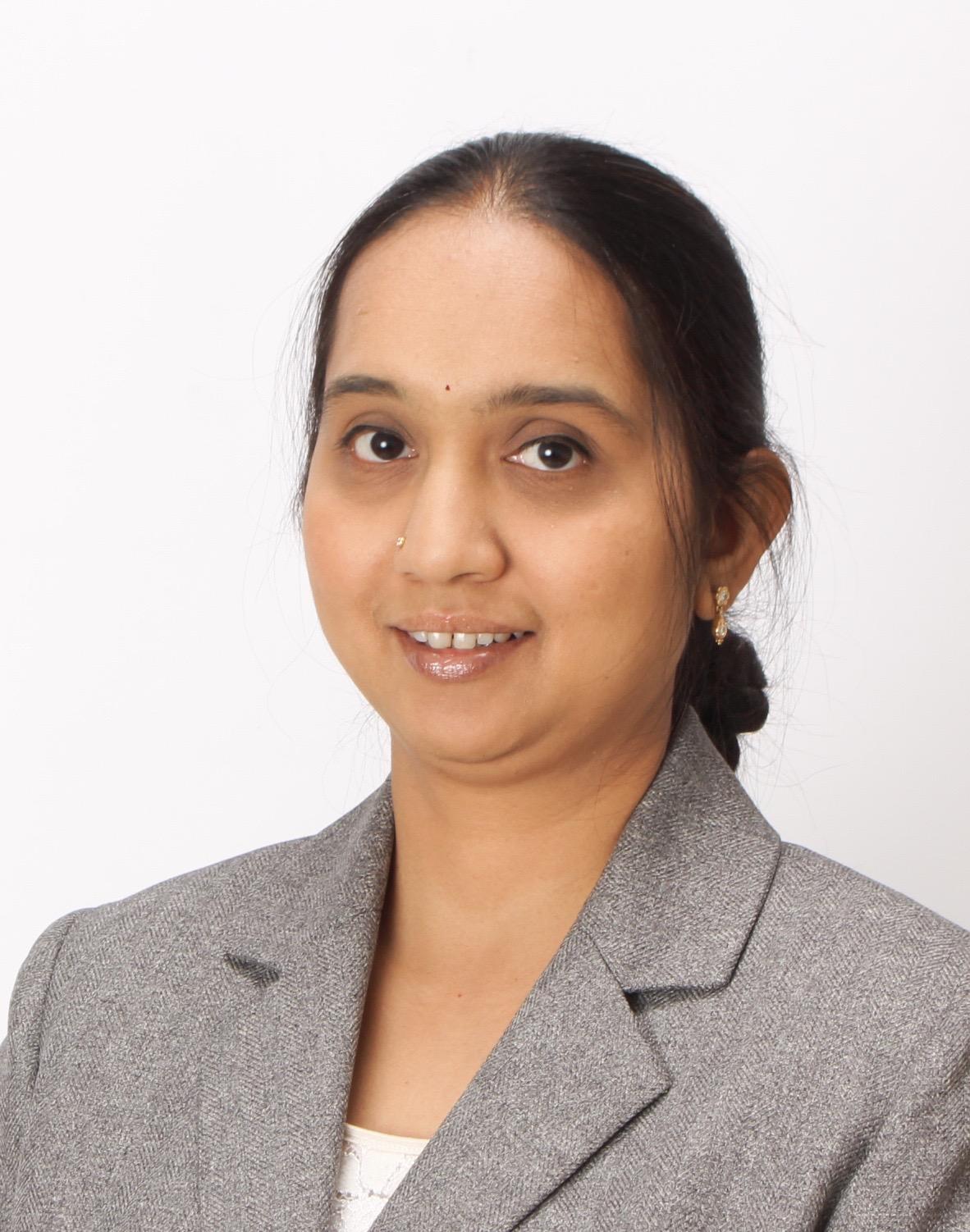 Chandrika Krishnamoorthy
