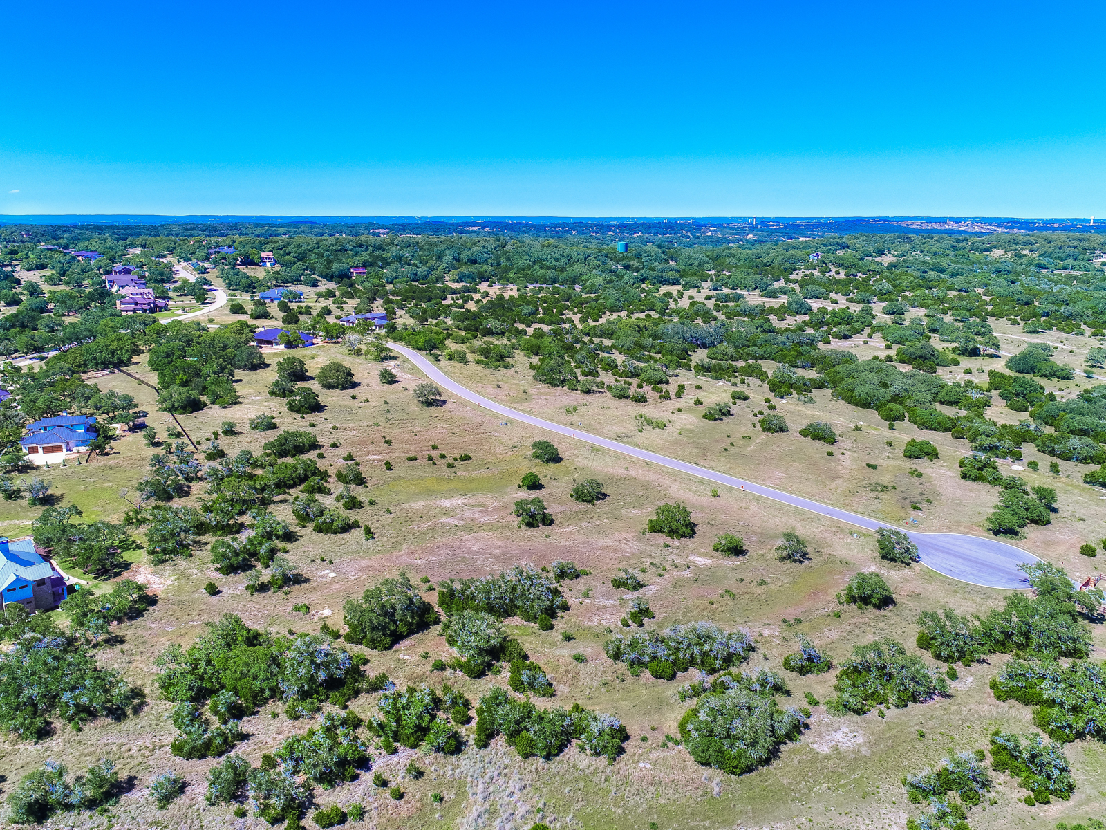 Land for Sale at Beautiful Homesite with Hill Country Views 8608 Springdale Ridge Dr Austin, Texas 78738 United States