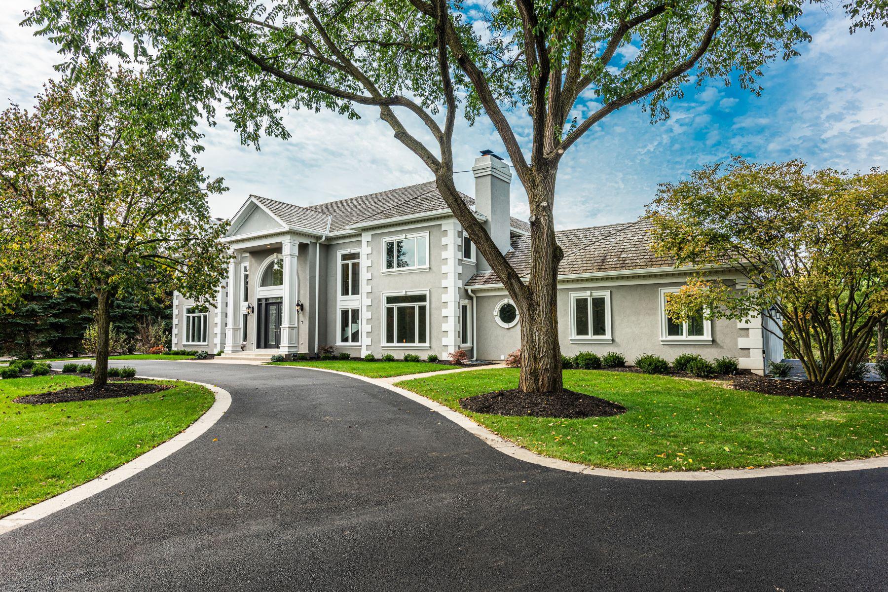 Single Family Homes για την Πώληση στο Sterling Design Masterpiece 56 Hillburn Lane, North Barrington, Ιλινοϊσ 60010 Ηνωμένες Πολιτείες