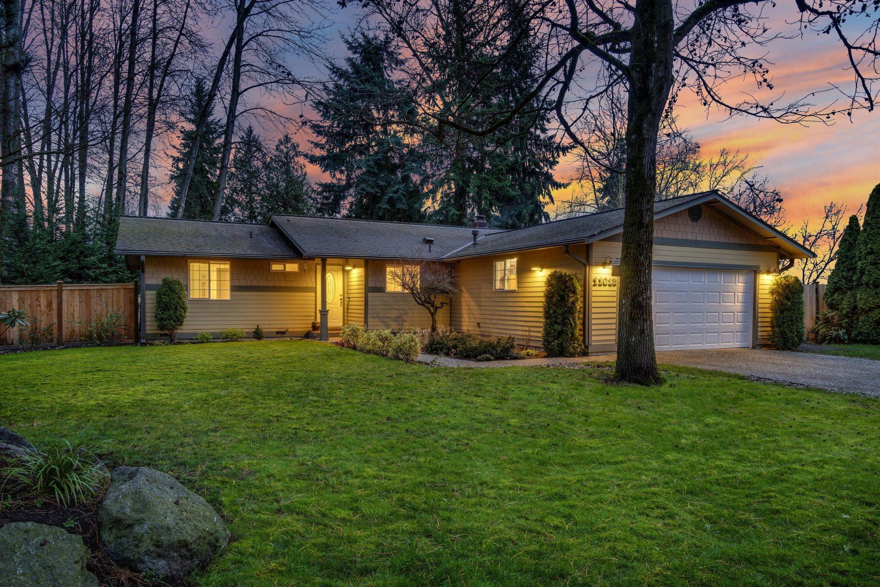 Single Family Homes for Sale at 11013 NE 149th St, Bothell, WA 98011 11013 NE 149th St Bothell, Washington 98011 United States