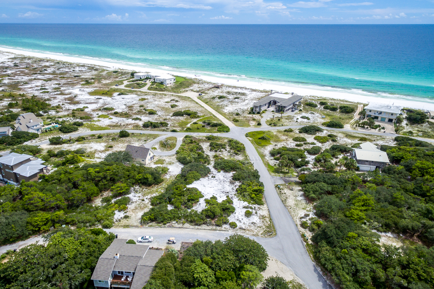 Land for Active at Exclusive Lot Opportunity Surrounded By Conservation Area Lot 24 Twisted Pine Trail Miramar Beach, Florida 32550 United States