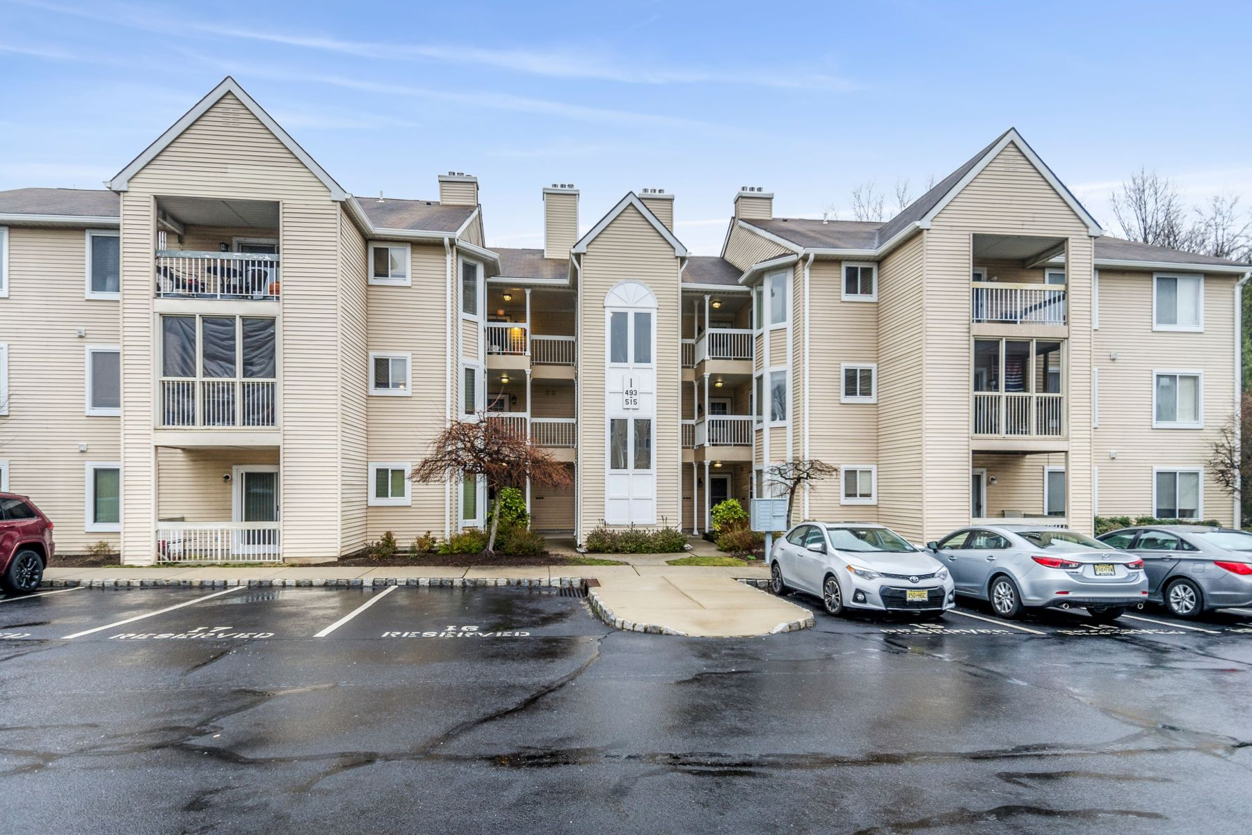 Condominiums for Sale at Amazingly Secluded Penthouse Near The New Ewing Town Center 509 Silvia Street Ewing, New Jersey 08628 United States