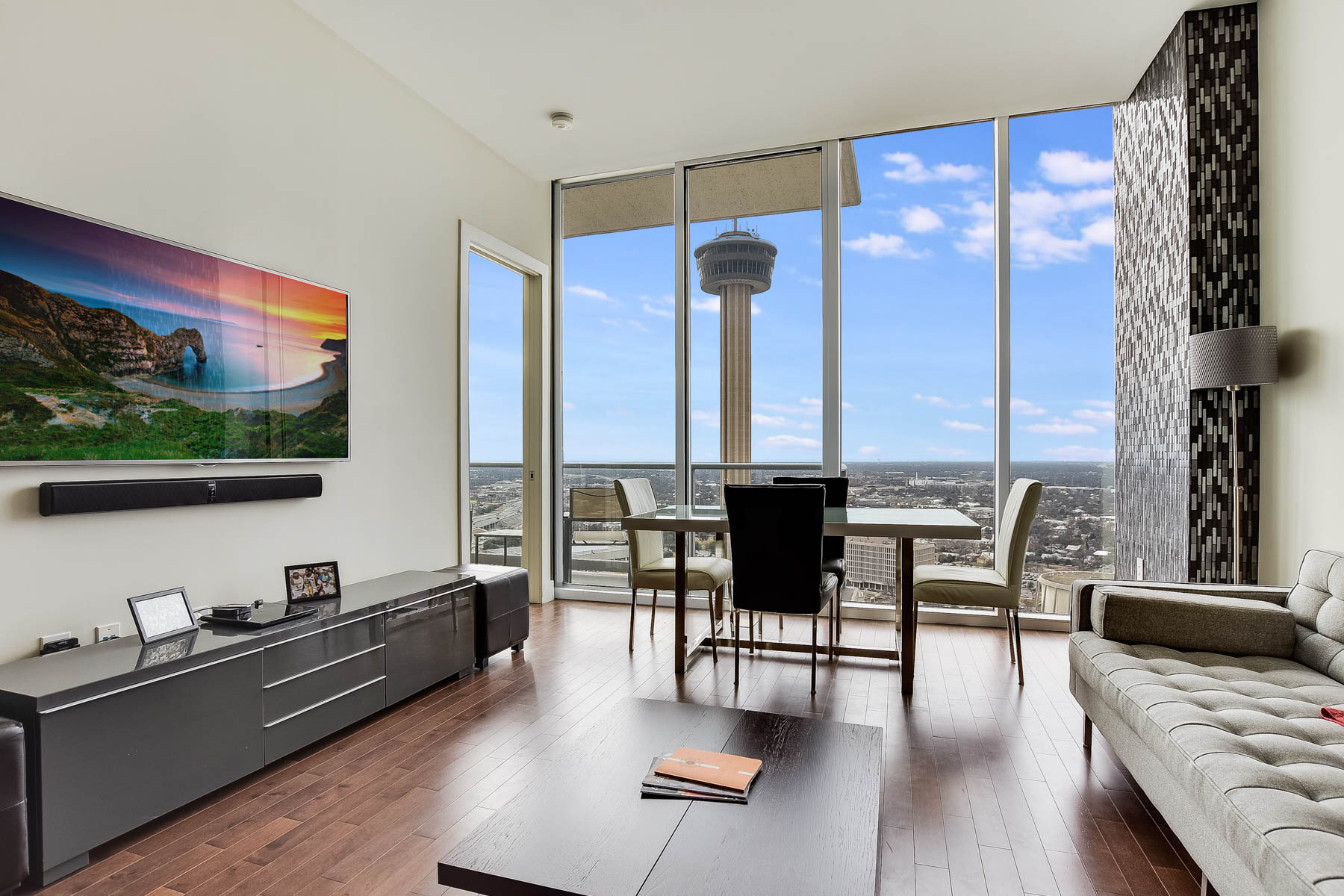 Condominium for Sale at Live Above The City At Alteza 610 East Market Street #2717 San Antonio, Texas 78205 United States