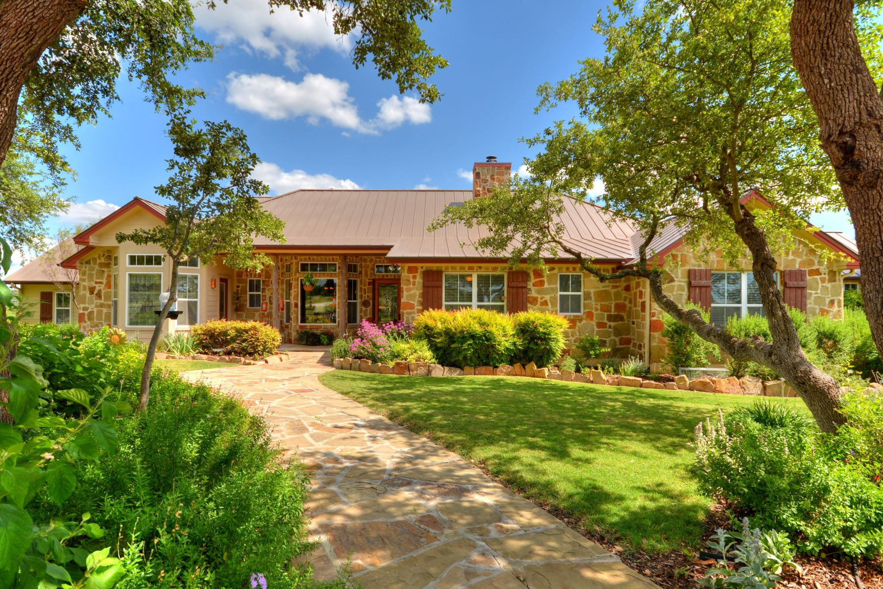 Single Family Homes for Sale at Wolf Creek Ranch in the Texas Hill Country 3401 Wolf Creek Ranch Road Burnet, Texas 78611 United States