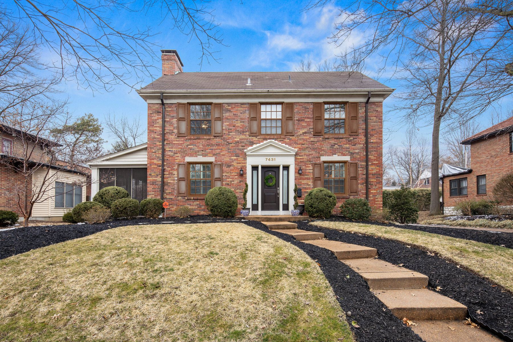Property for Sale at 7431 York Drive, Clayton, MO 63105 7431 York Drive Clayton, Missouri 63105 United States