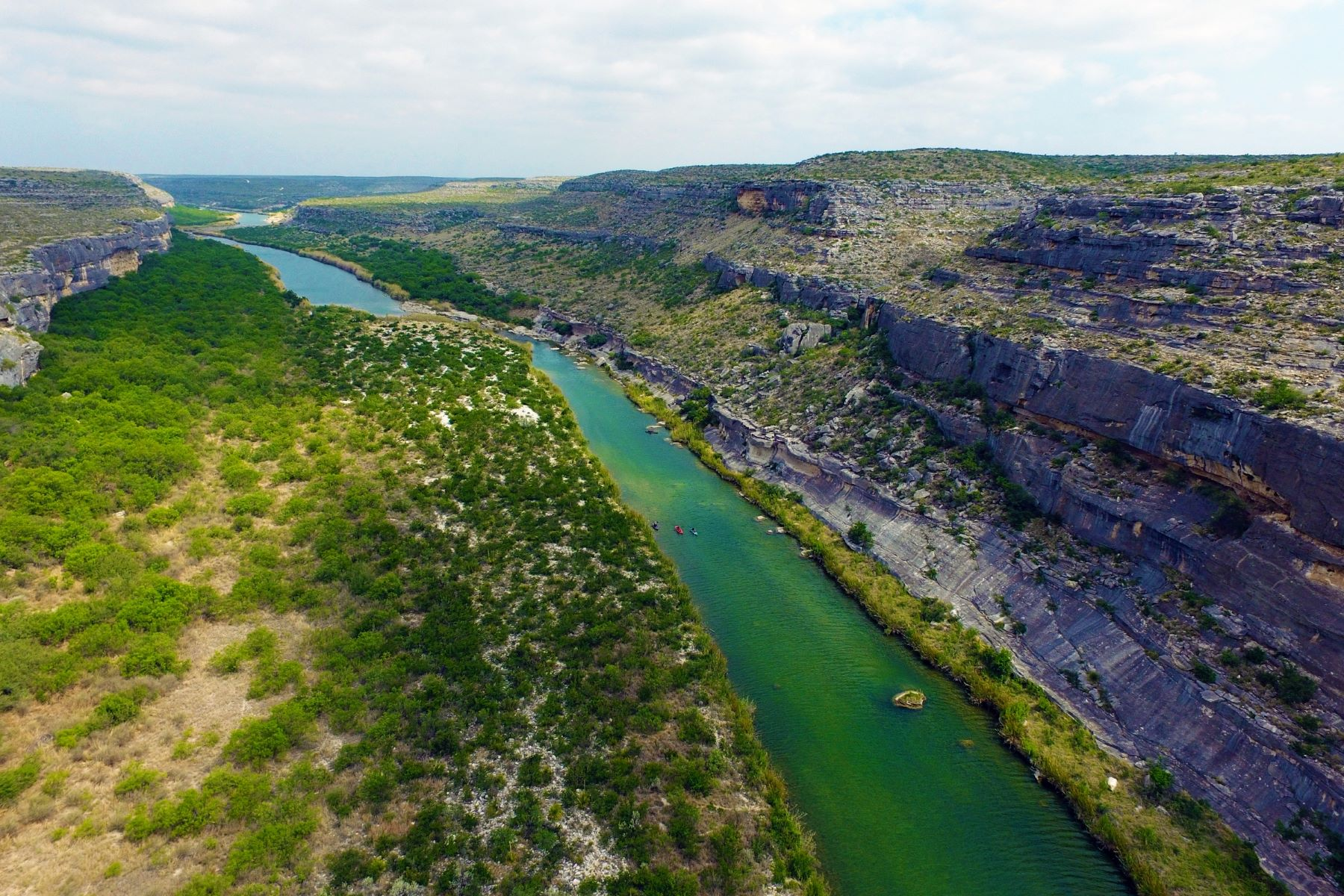 Farm / Ranch / Plantation for Sale at Stunning Ranch on Miles of the Pecos River 18,500+/- Acres - Val Verde County Langtry, Texas 78871 United States