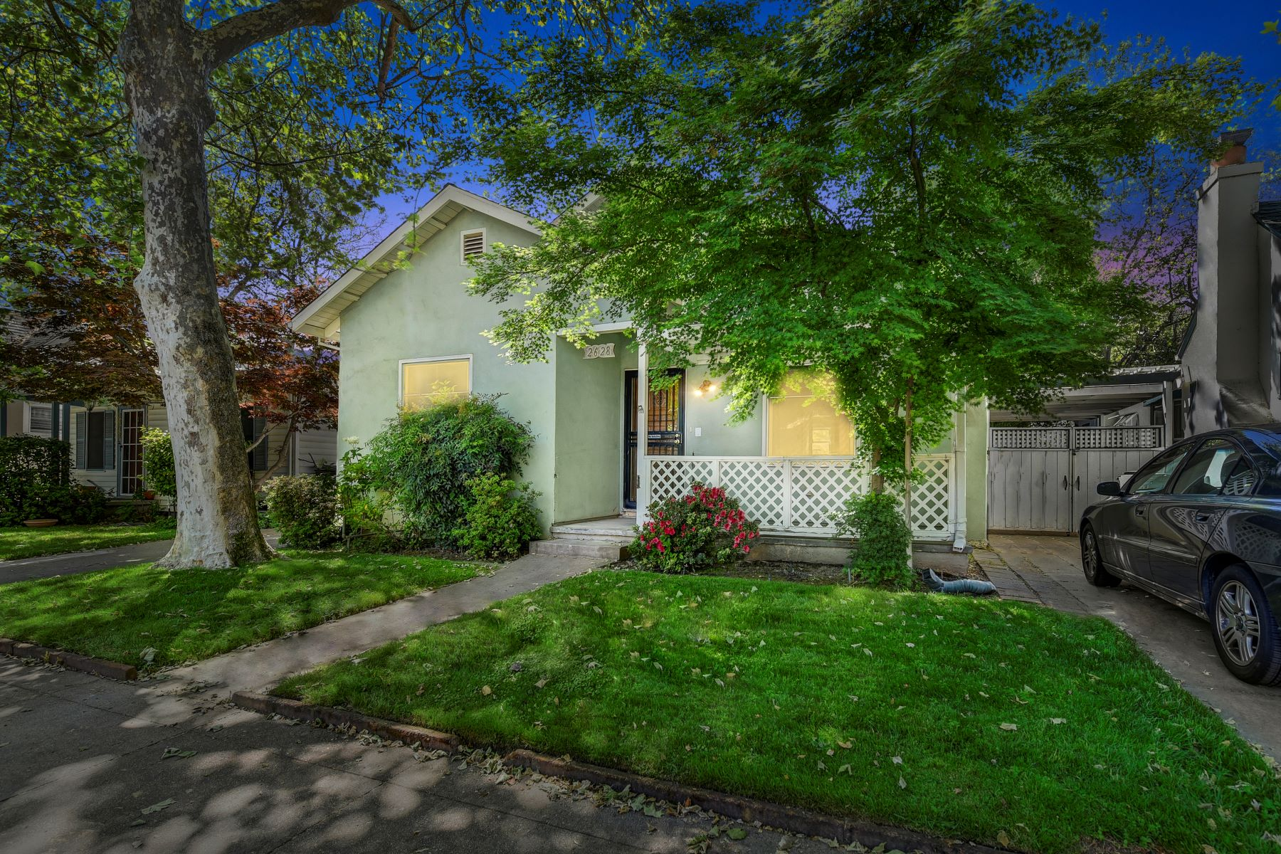 Single Family Homes for Sale at 2628 16th Street, Sacramento, CA 95818 2628 16th Street Sacramento, California 95818 United States